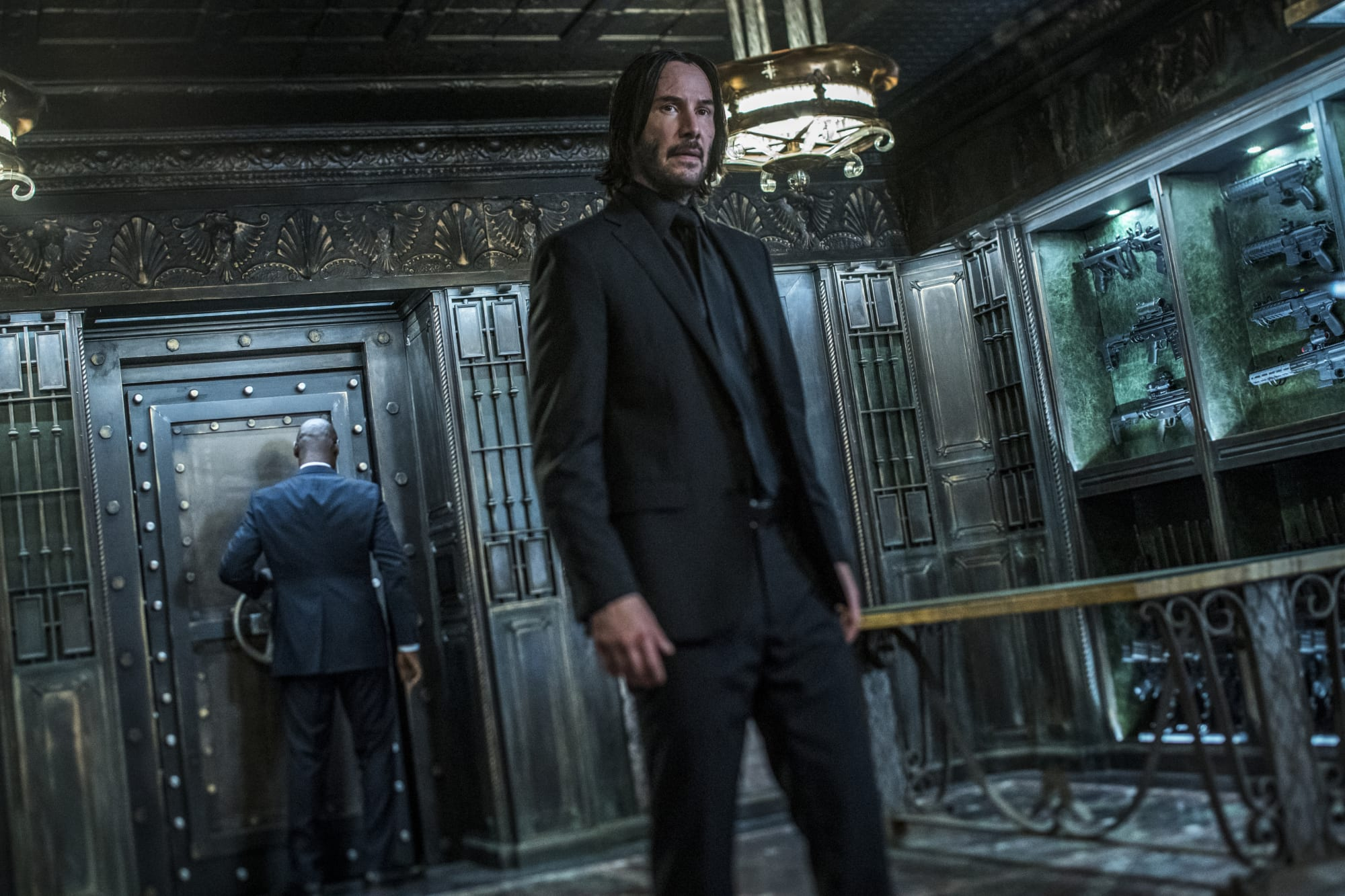 Travel Tuesday: John Wick is transformed into a wild roller coaster