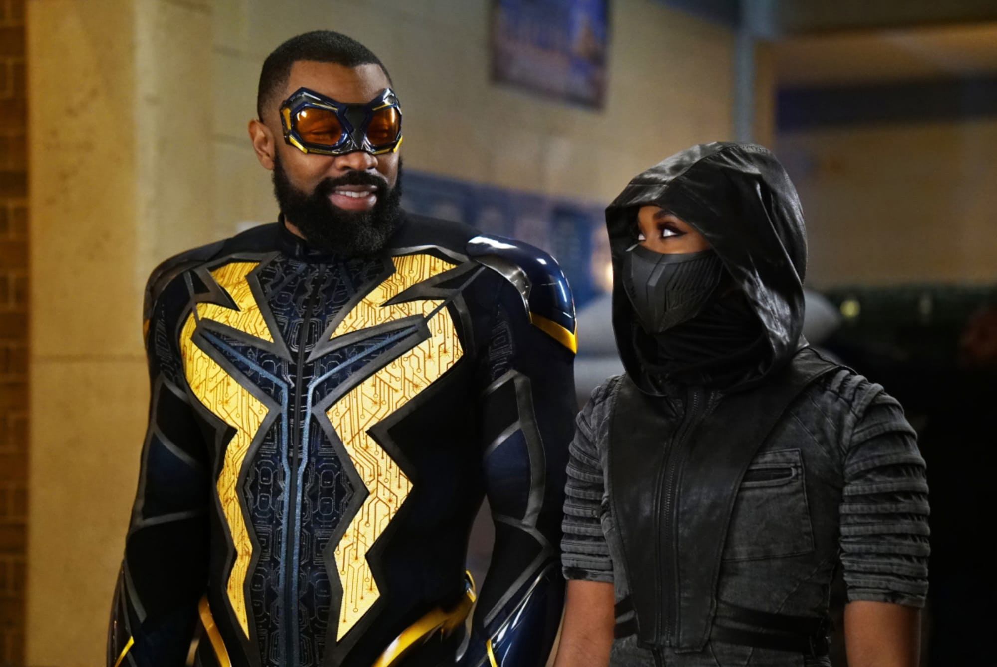What's left of the Arrowverse now that Black Lightning is ending?