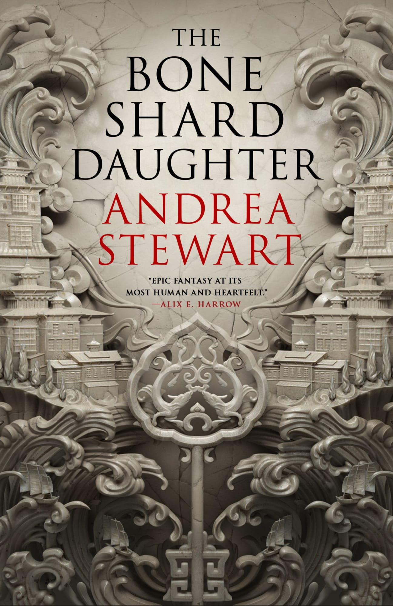 The Bone Shard Daughter is the must-read fantasy novel of the Fall