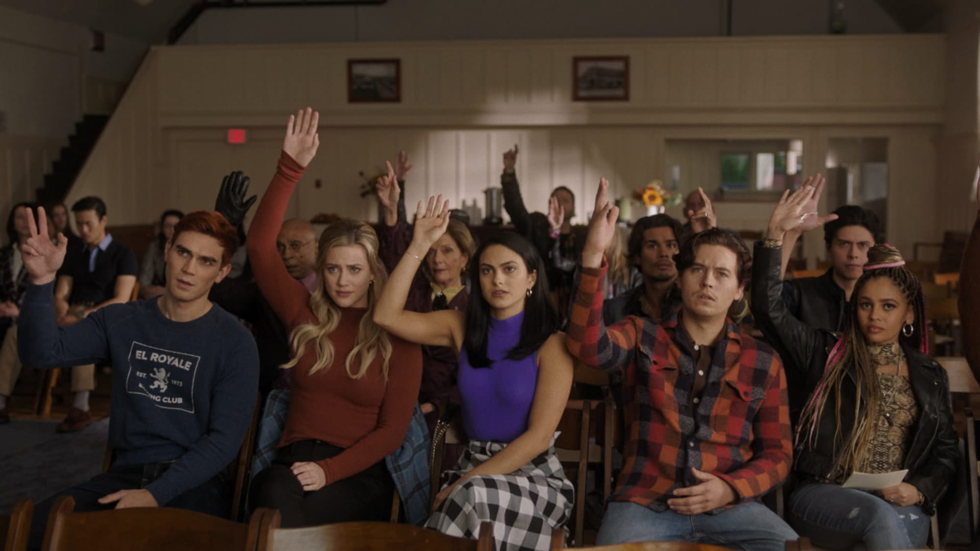 Riverdale figured out the perfect way to keep Archie and his friends in town