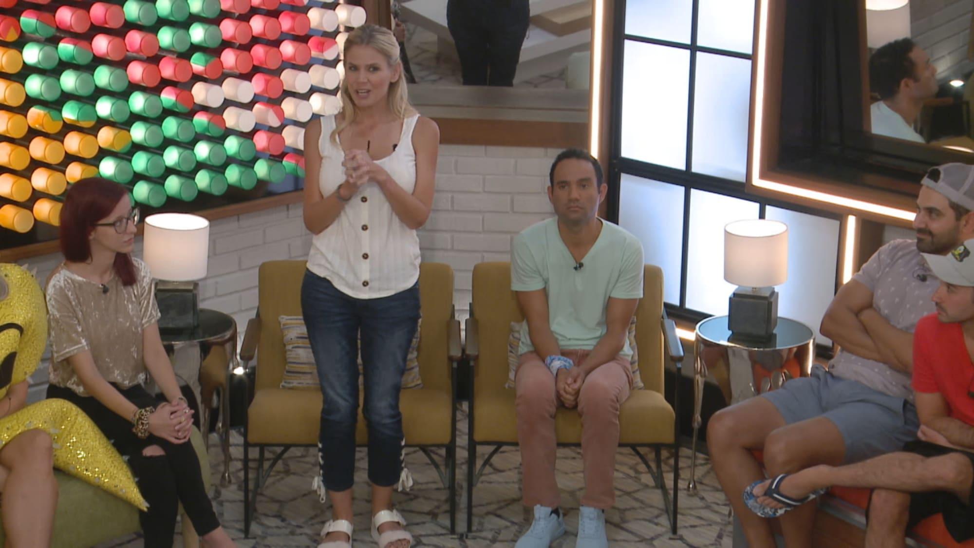 Big Brother 22 week 1 recap: Goodbye Keesha, hello pregaming