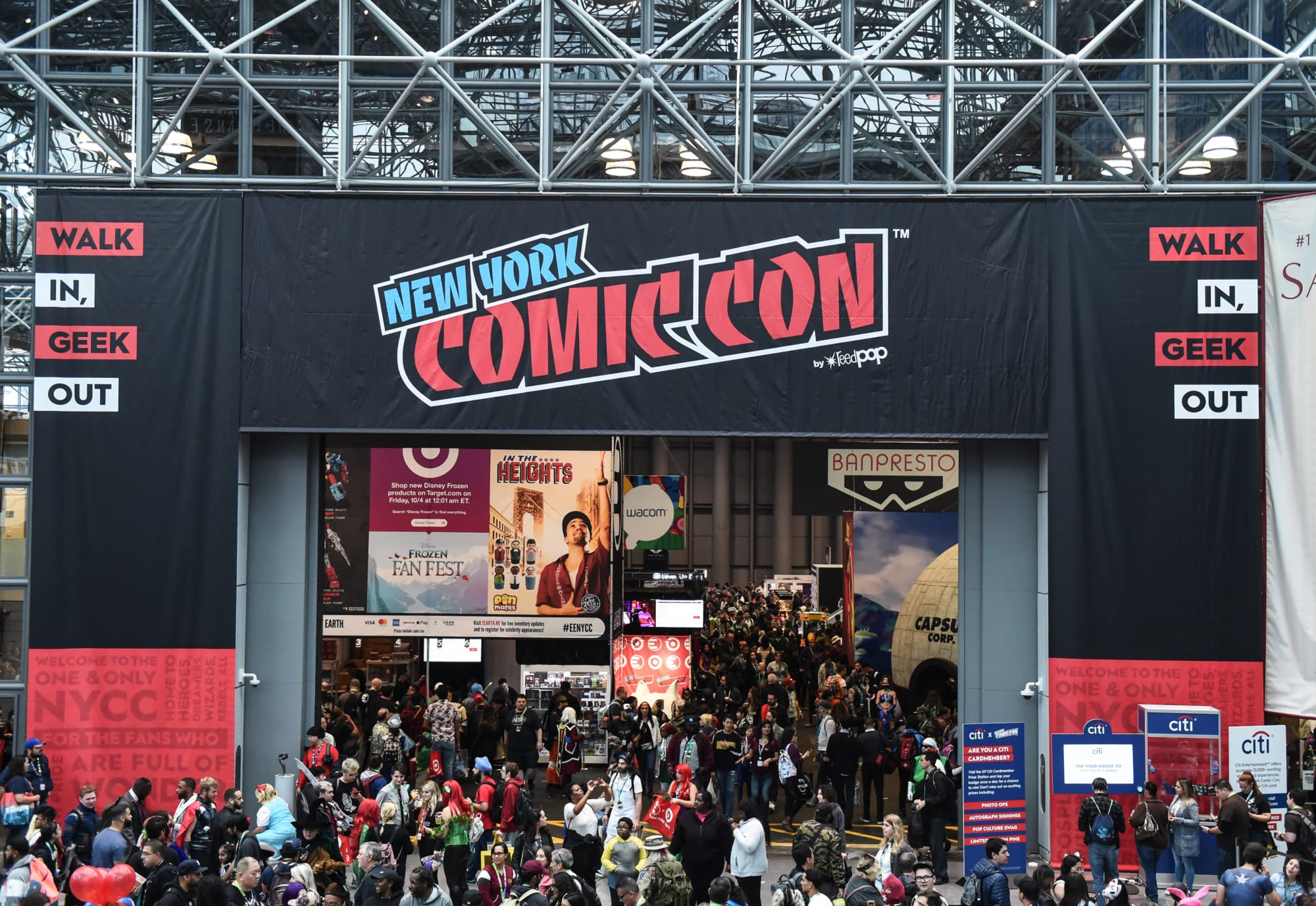 New York Comic Con cancels physical event, will go virtual for 2020