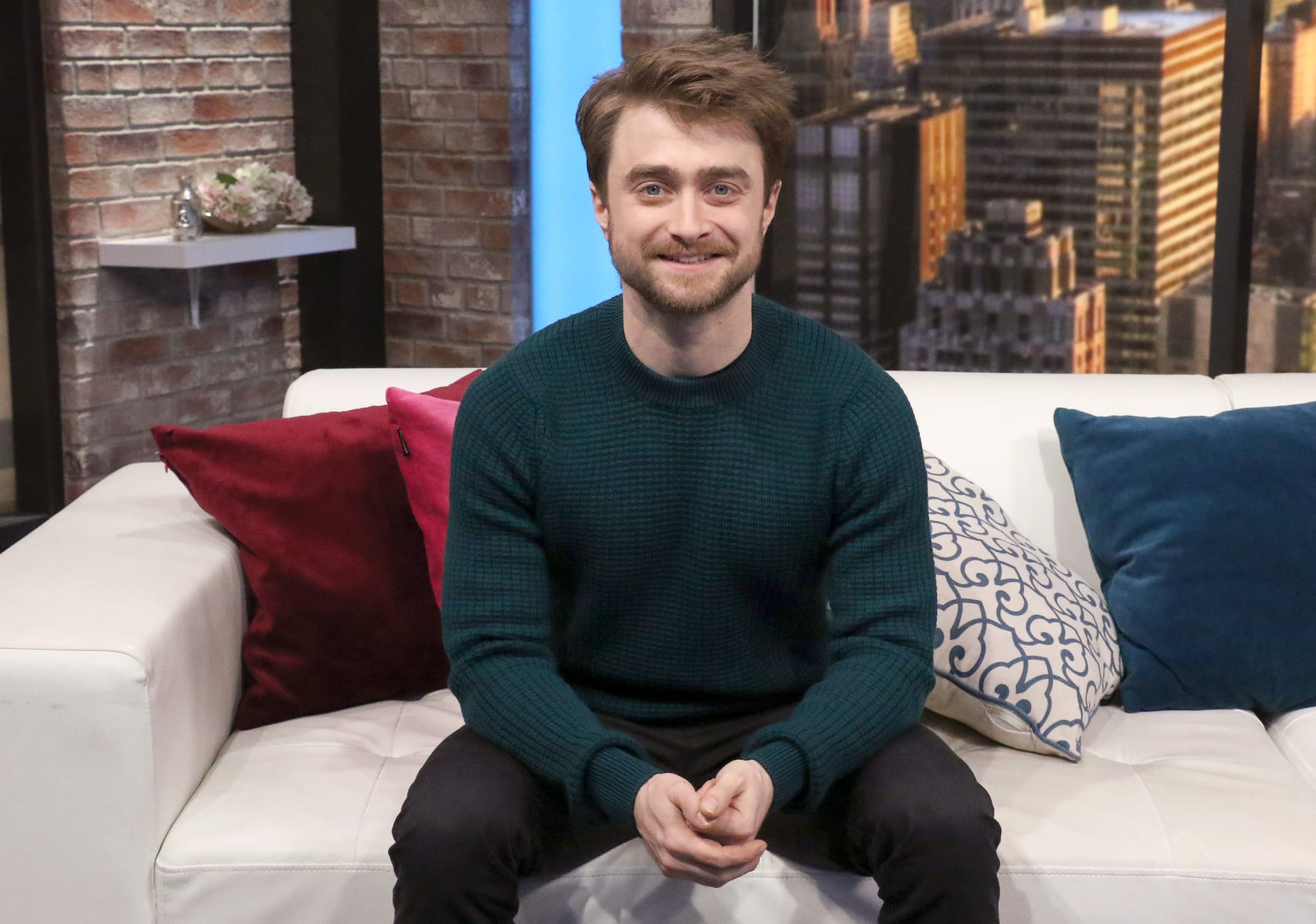 X-Men: Daniel Radcliffe suits up as Wolverine in stunning new image