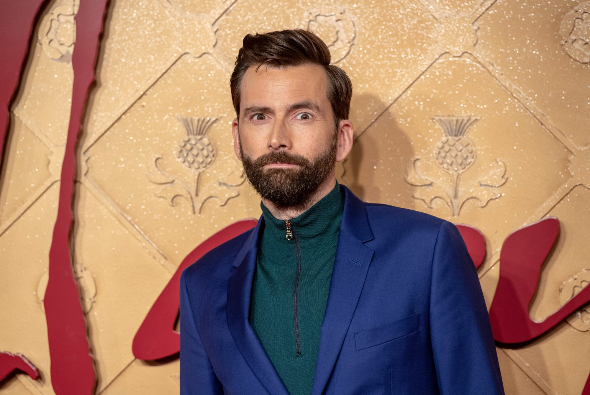 The Batman: David Tennant wows as The Riddler in stunning image