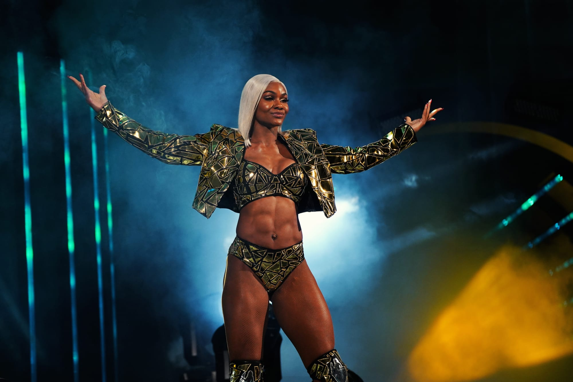 Jade Cargill's rise, importance, and influence on AEW