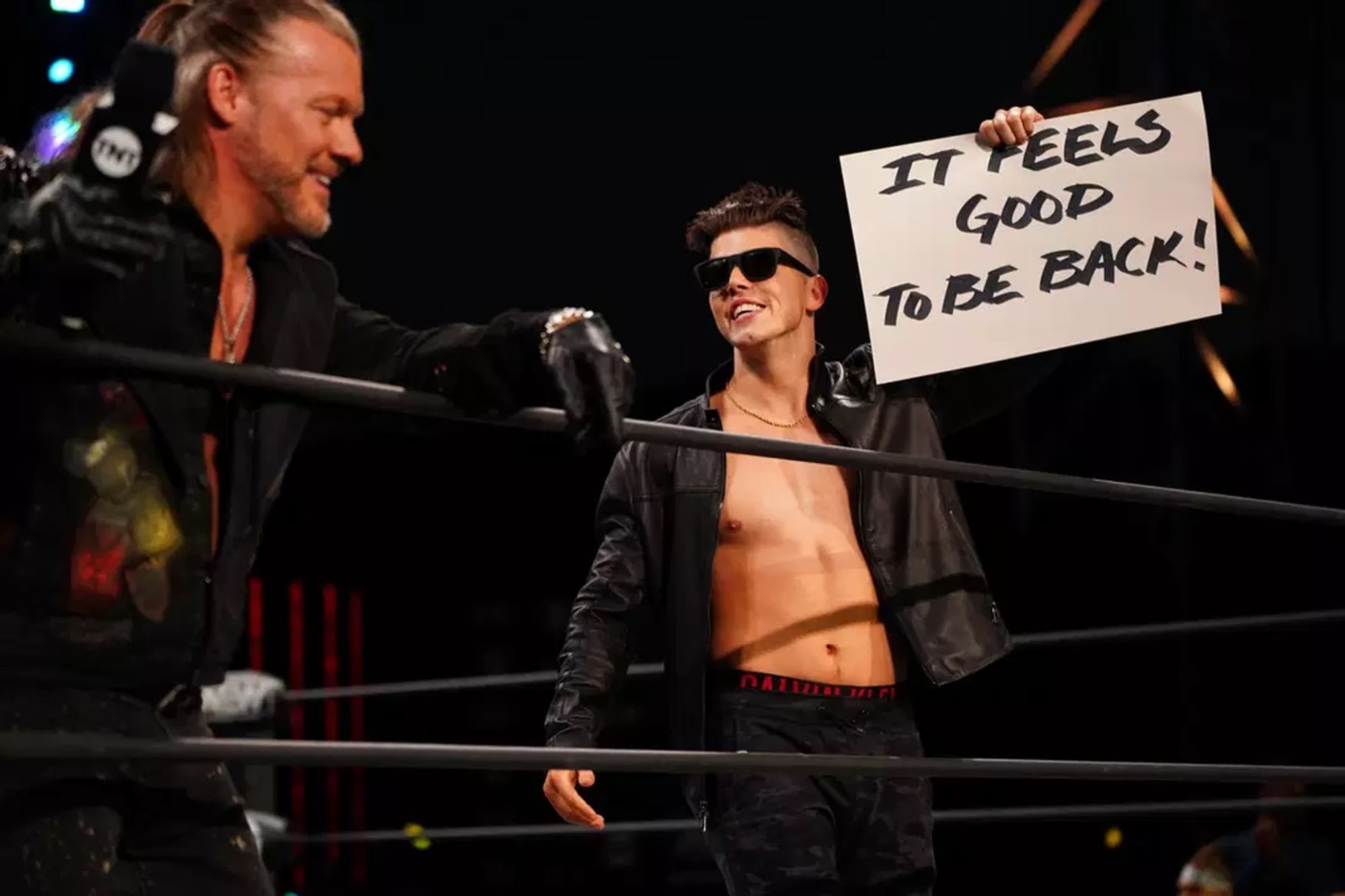 Sammy Guevara's potential as a main event babyface for AEW is limitless