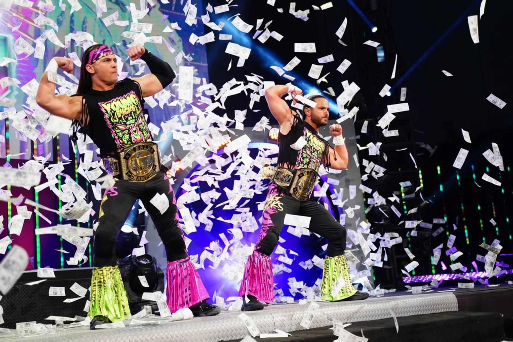 AEW: The Young Bucks continue to prove their detractors wrong