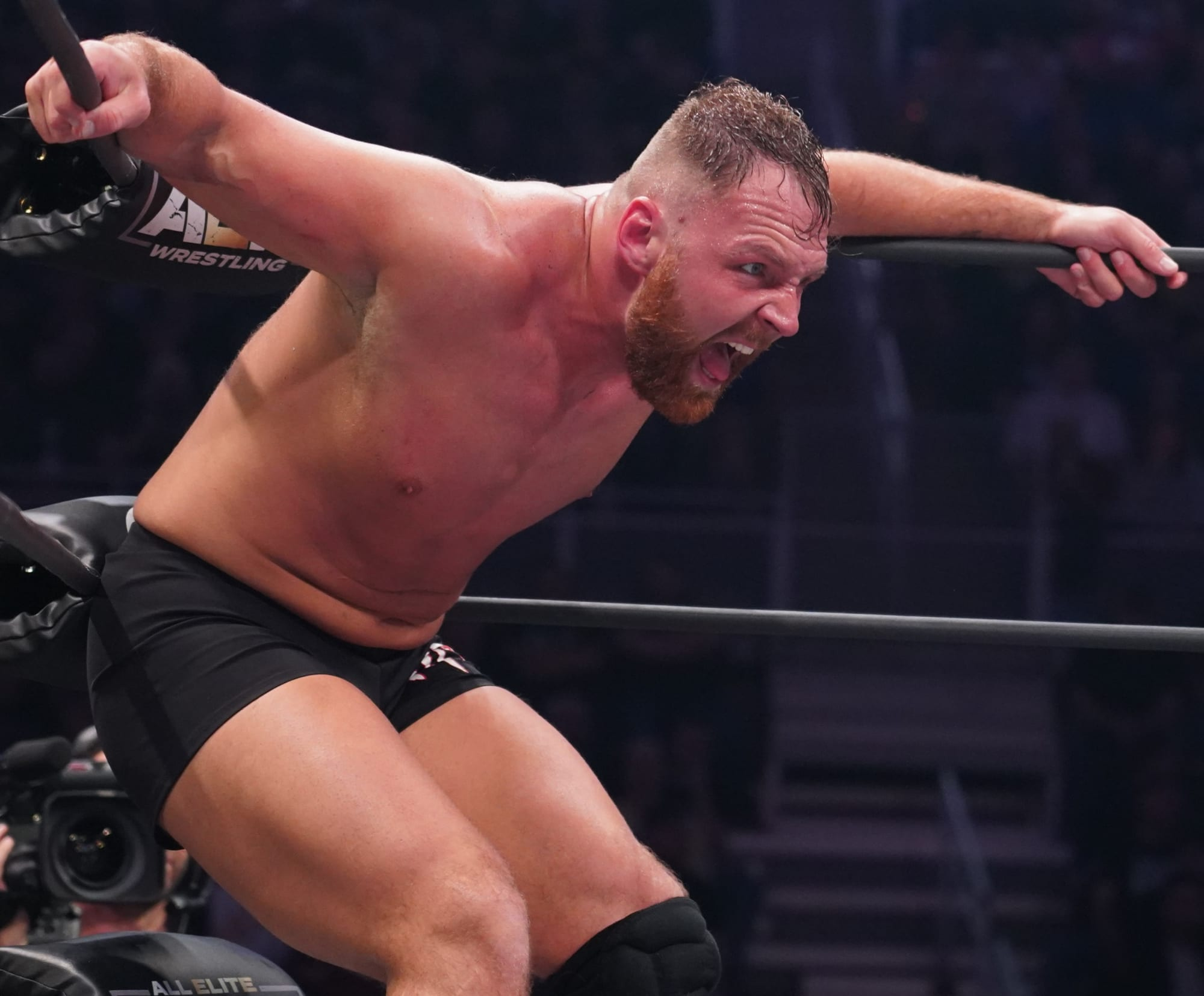 Jon Moxley discusses the issues with most modern WWE promos