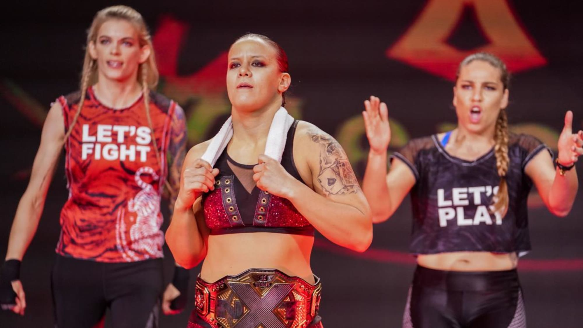 WWE Raw: Shayna Baszler should be the one to dethrone Asuka