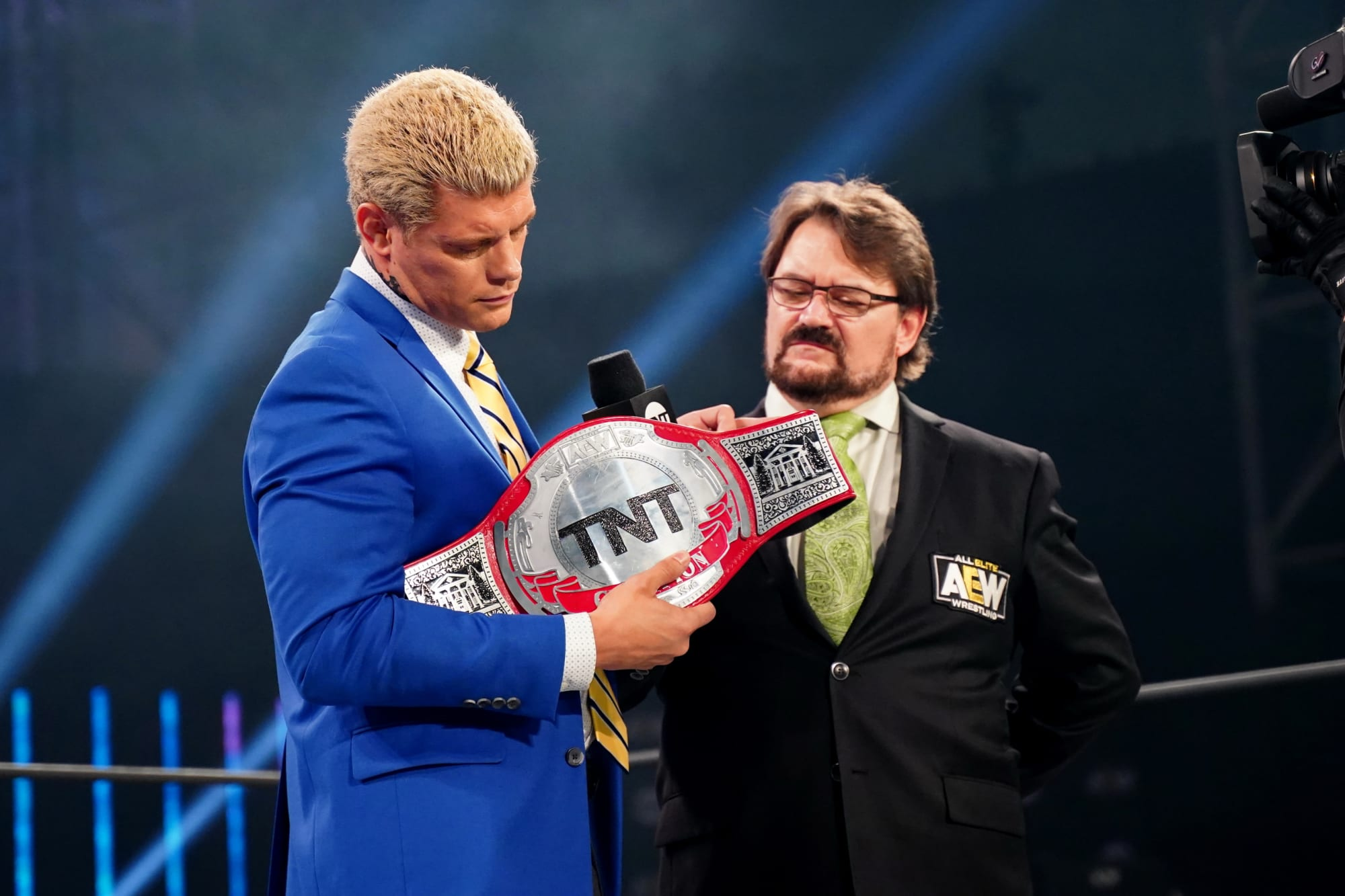 AEW: Cody Rhodes' TNT Title reign fails to uplift lesser-known talent