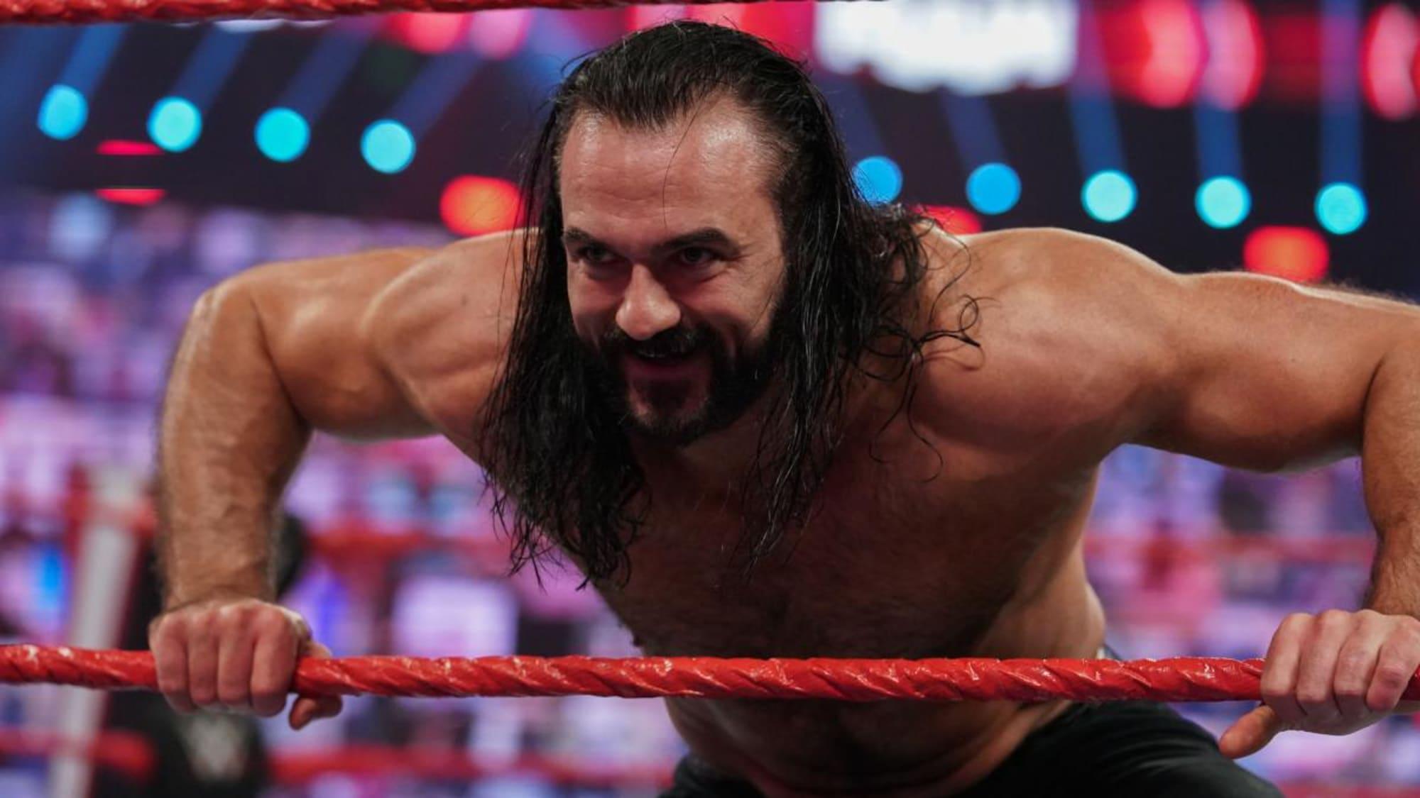 WWE Raw Results: Drew McIntyre and Viking Raiders win main event