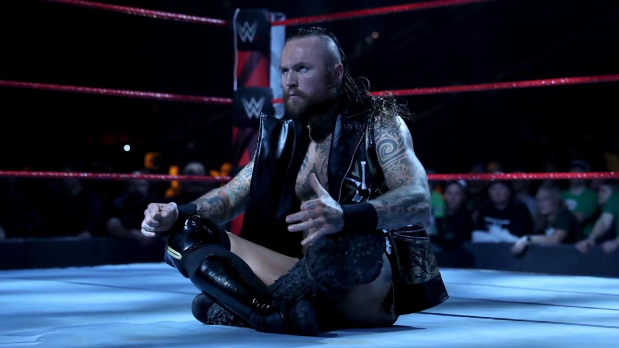 WWE: Aleister Black is newest addition to 'team catering'