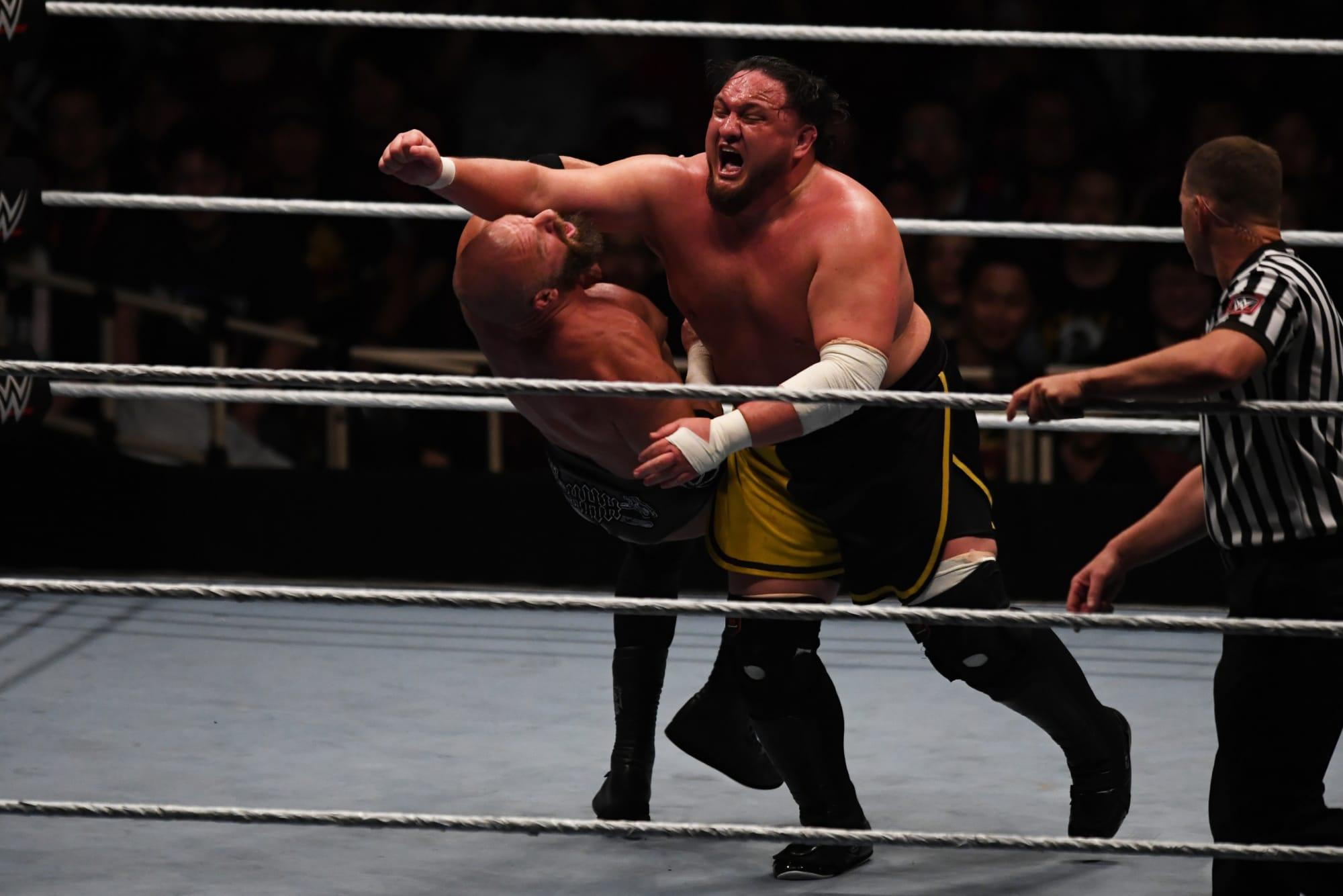 Samoa Joe headed back to NXT via Wrestling Observer Radio