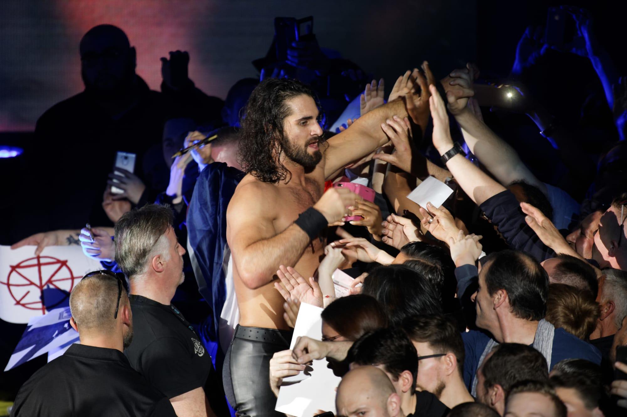 Seth Rollins has quite an impressive SummerSlam record