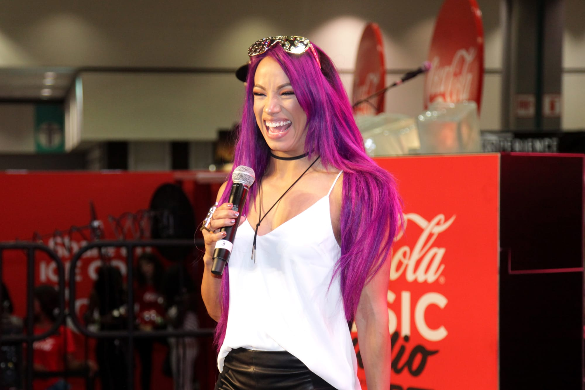 Sasha Banks' New Babyface Merch Is Out, And It Looks Great