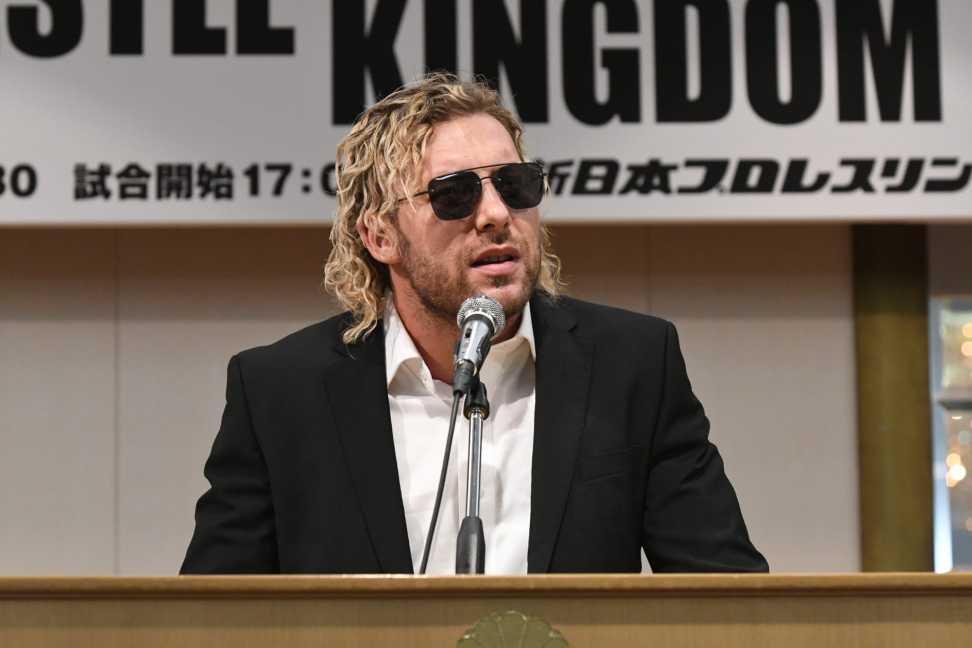 Kenny Omega names dream match with WWE Hall of Famer