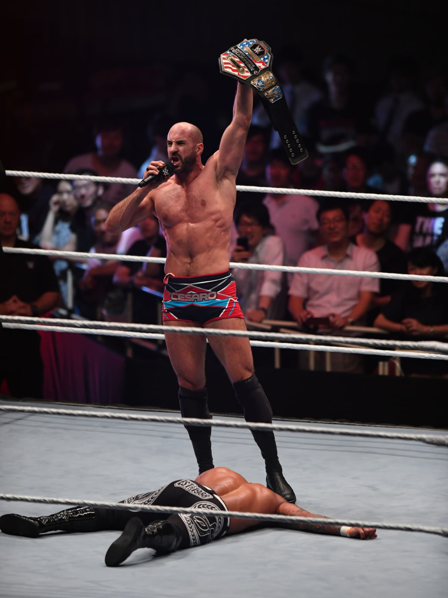 WWE: Cesaro's single push must start after WrestleMania victory