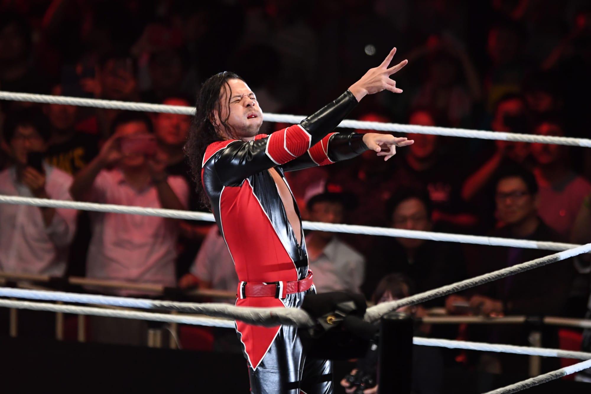 WWE SmackDown Predictions: King Nakamura Will Dethrone King Corbin
