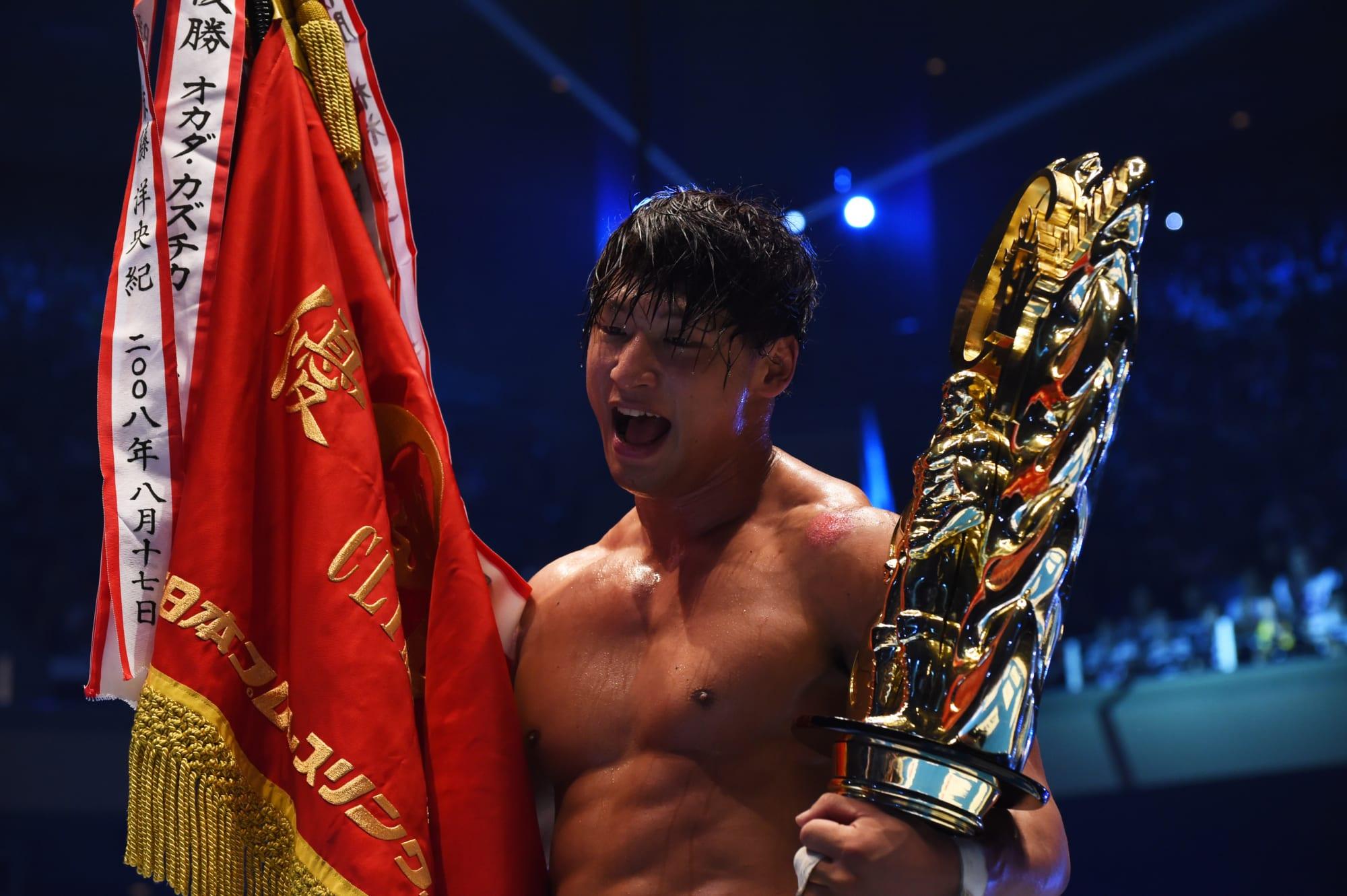 Kota Ibushi says almost everyone hated NJPW title unificaiton