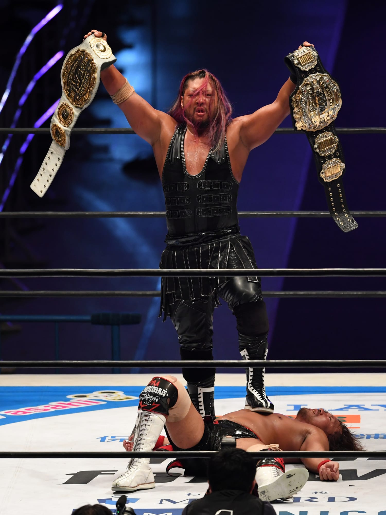 NJPW: Why coronating Evil as the top villain and double champion is a shrewd move