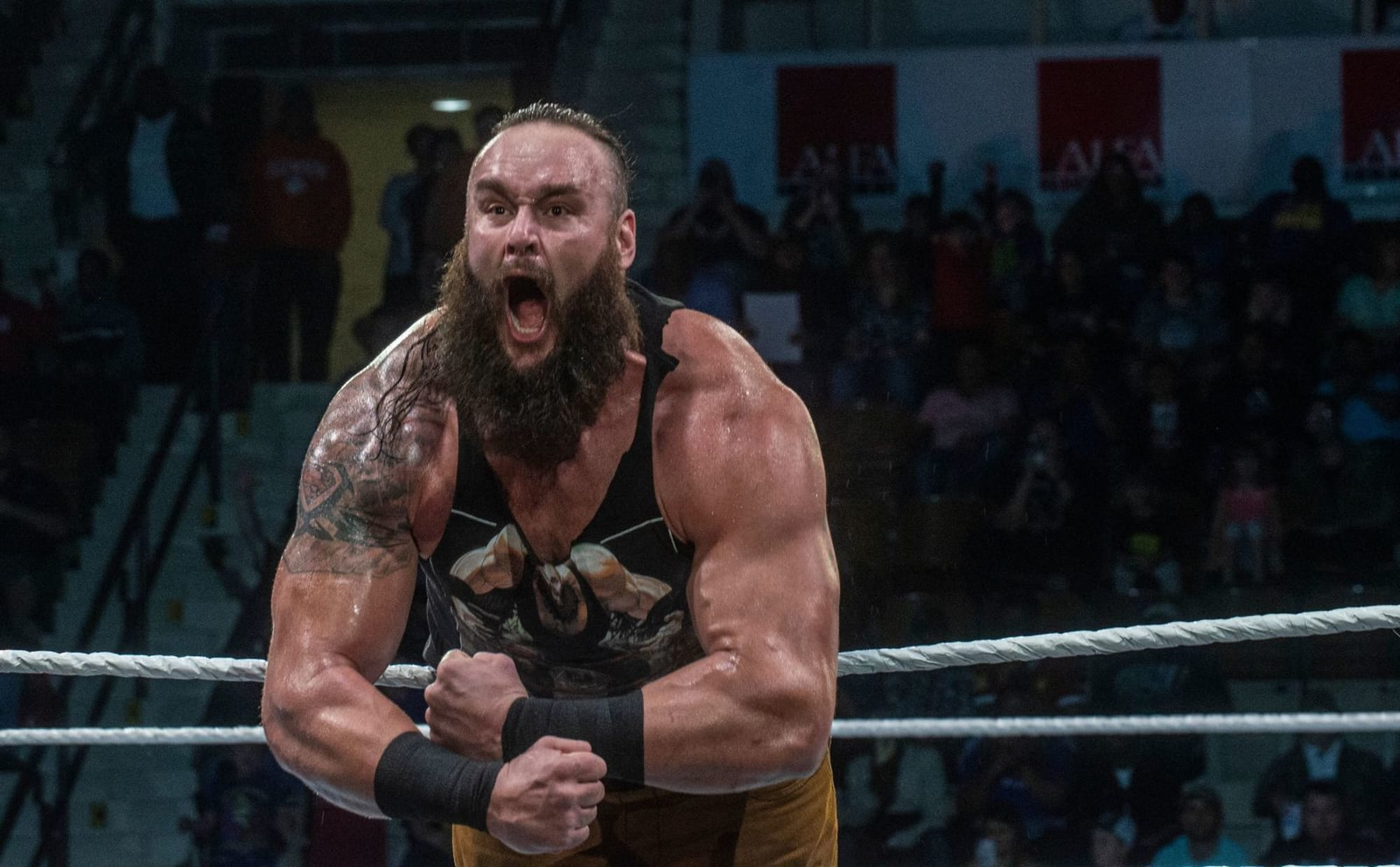 AEW: Why There Is No Need To Make Braun Strowman All Elite