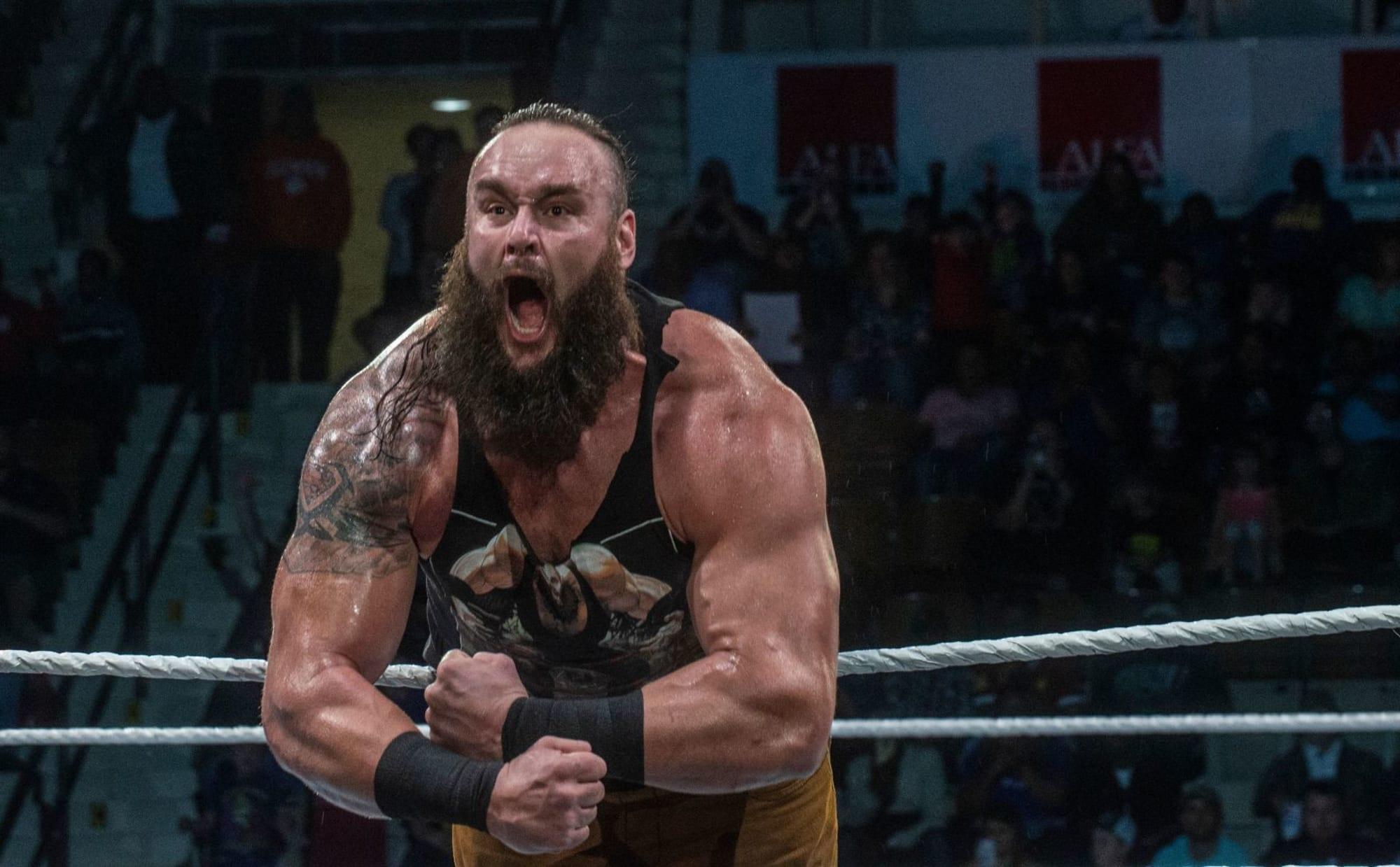 WWE Raw: Braun Strowman lays out Drew McIntyre and Bobby Lashley