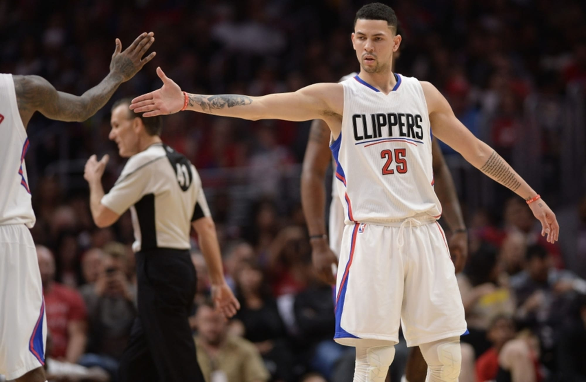 Knicks Rumors New York To Meet With Austin Rivers