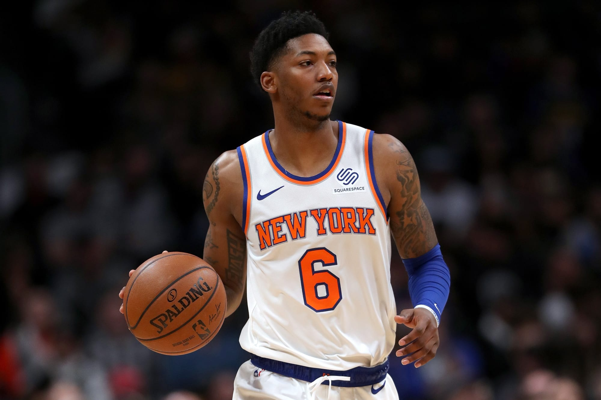 How Elfrid Payton Proved He Could Be New York's Point Guard This Season