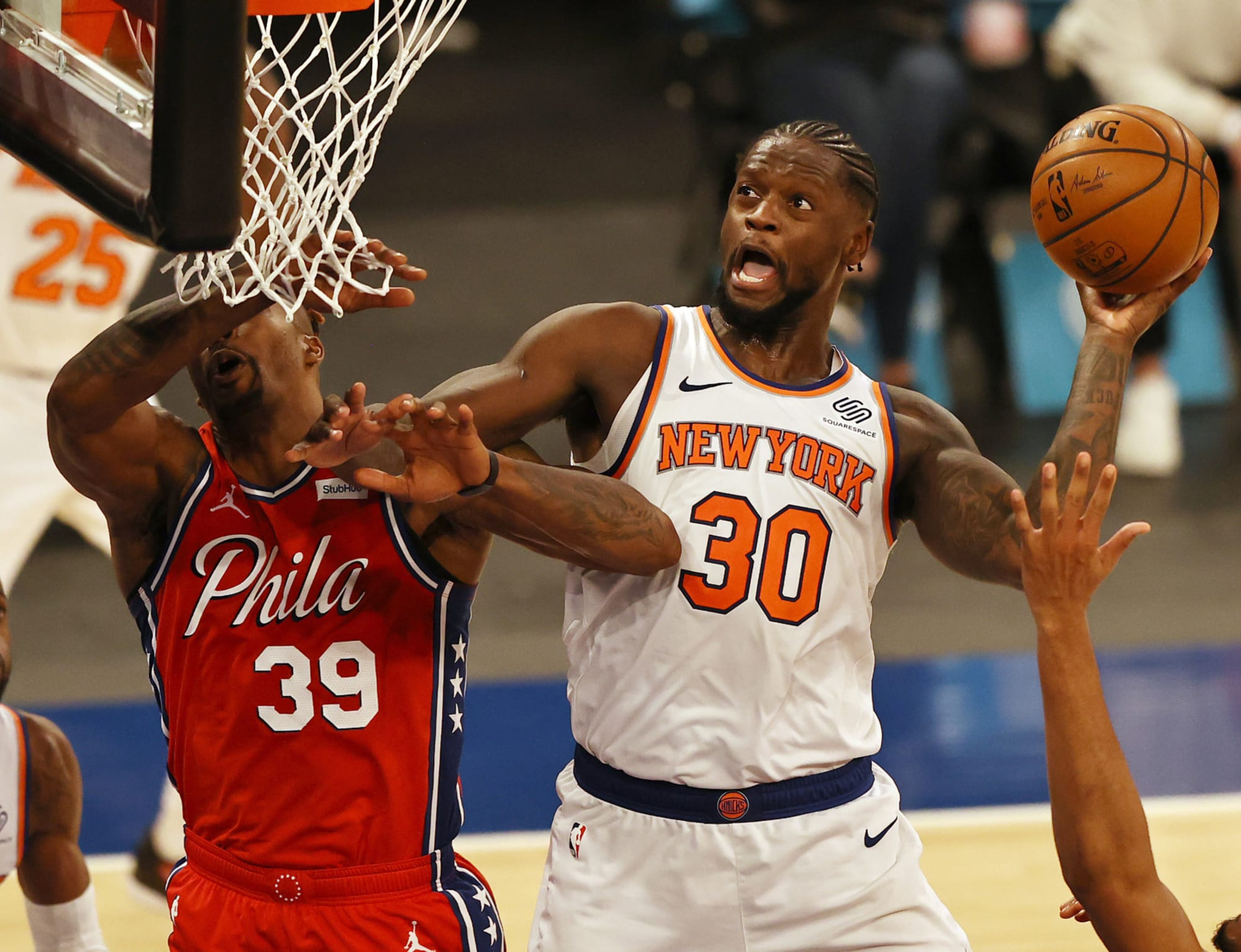 New York Knicks: One key advantage against each top seed in the East
