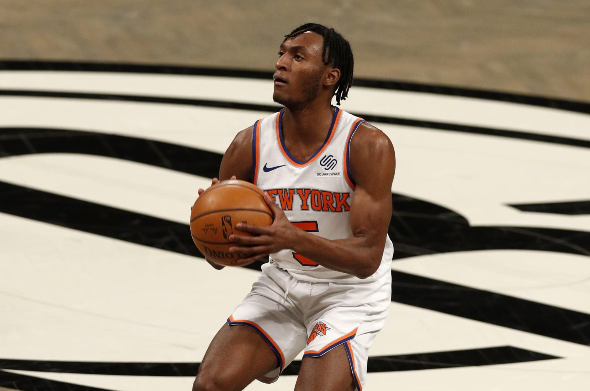 Why the Knicks need to let Immanuel Quickley get his shots up