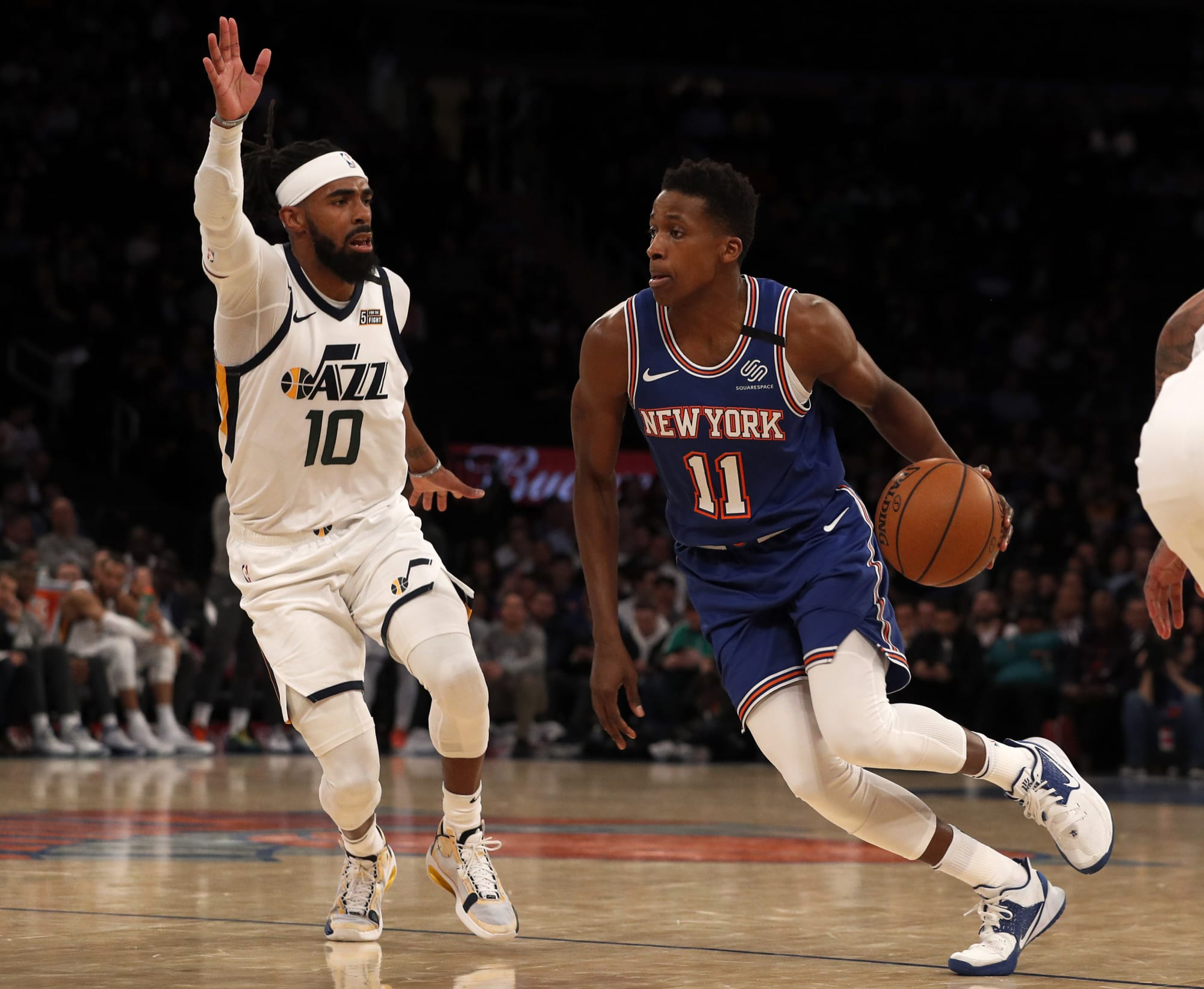 New York Knicks: Tom Thibodeau can unlock the best out of Frank Ntilikina