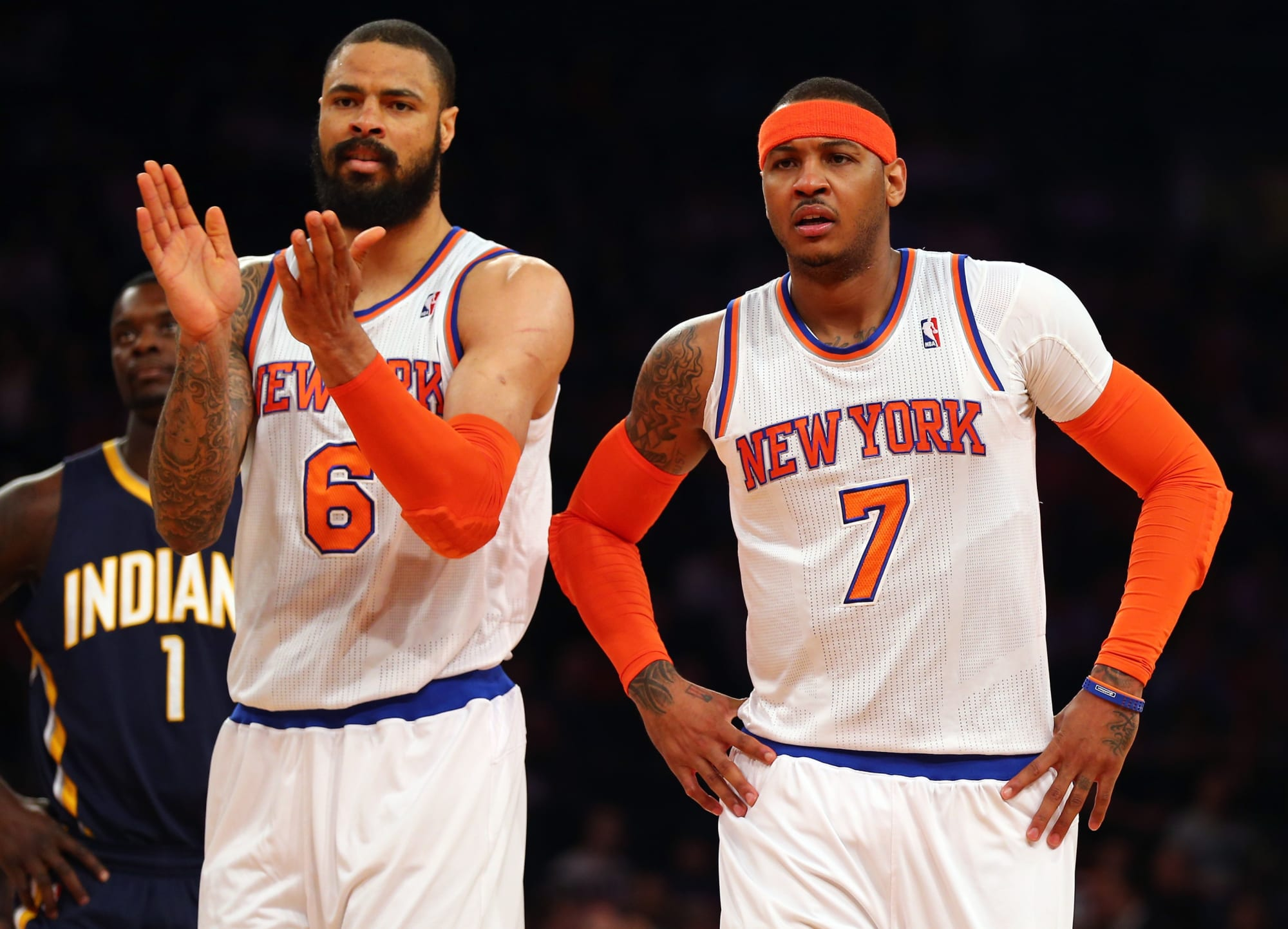 New York Knicks: Ranking the 5 most disappointing seasons since 2010