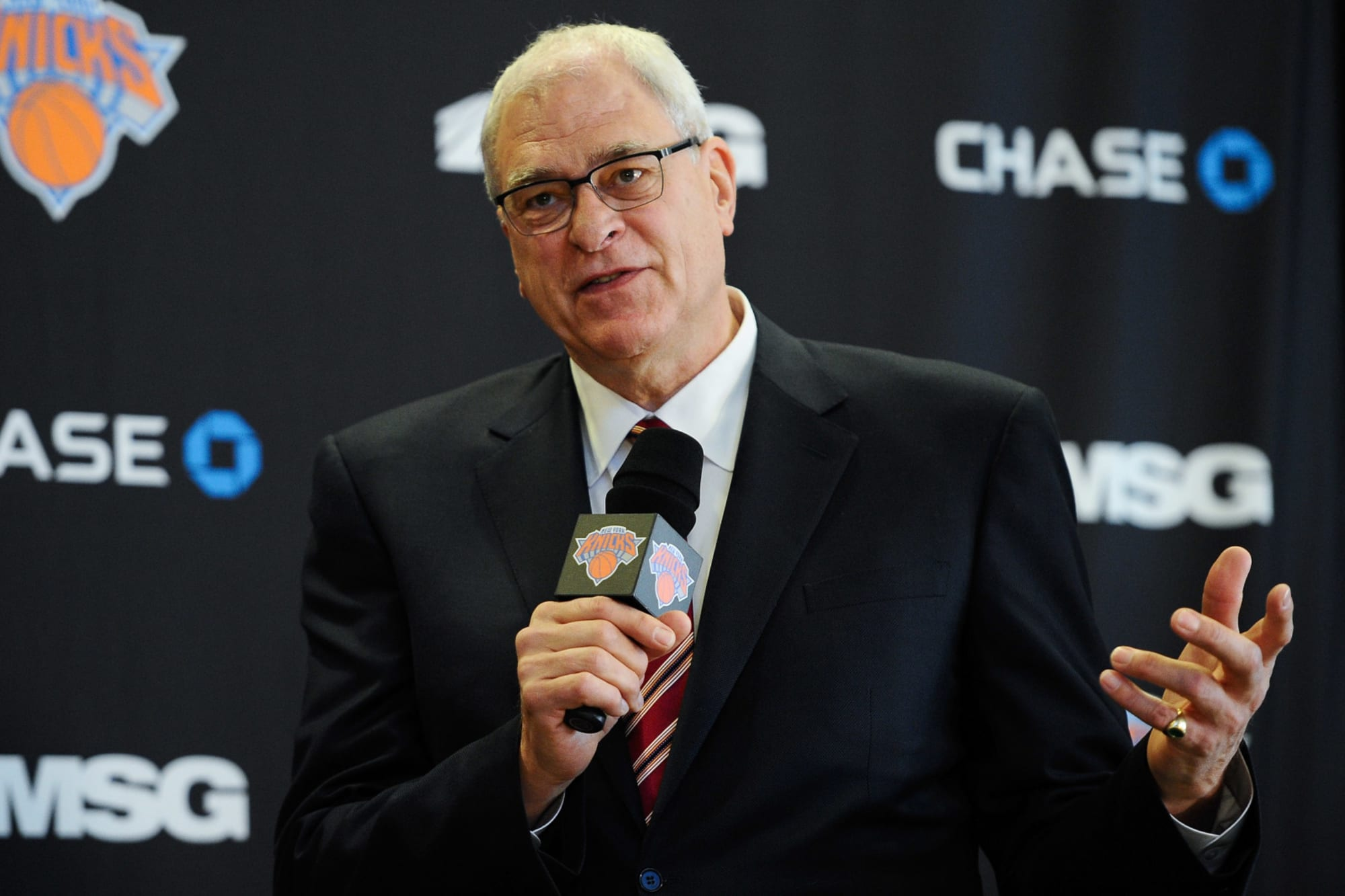 NY Knicks: Predicting Phil Jackson's moves if he was never fired