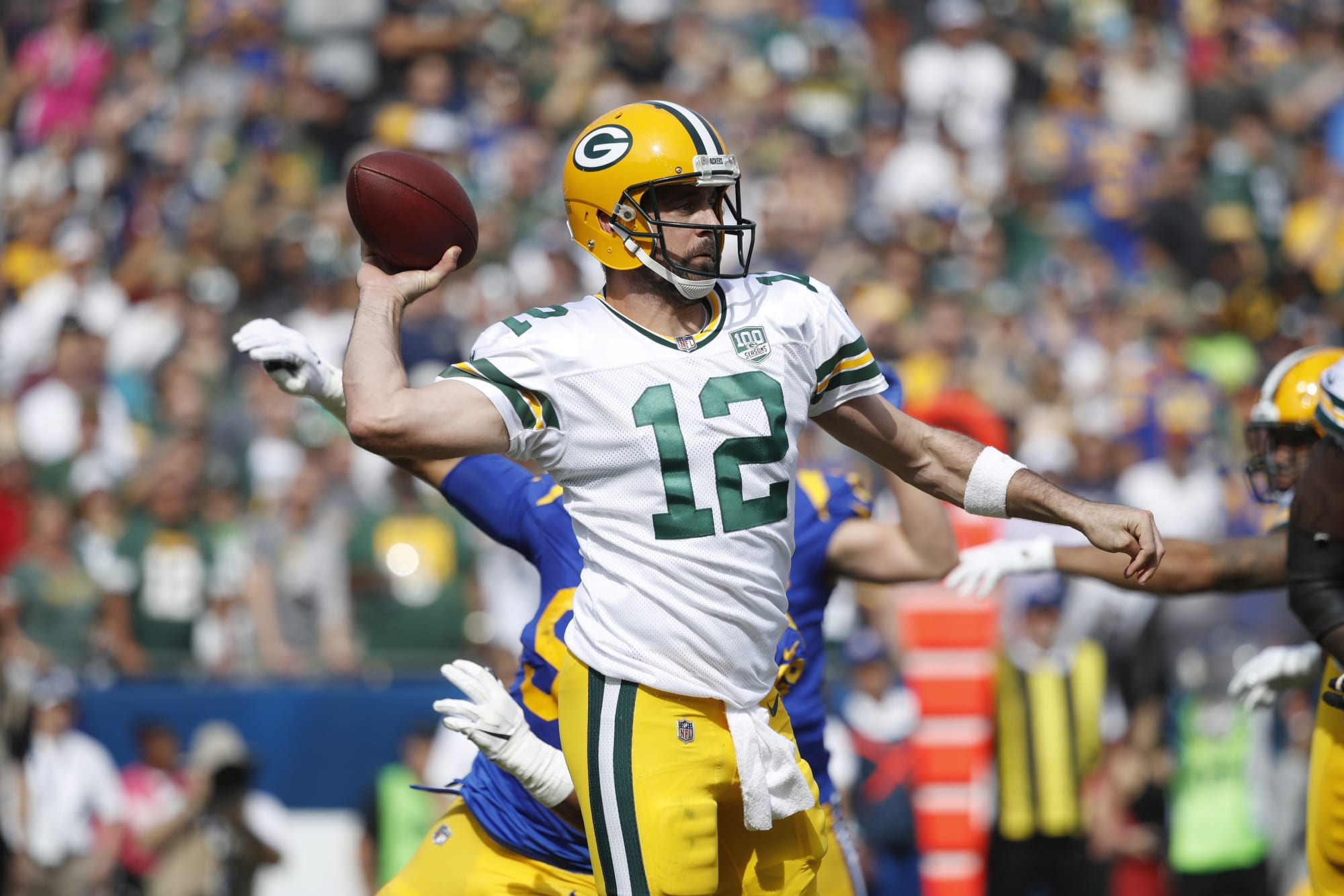 Green Bay Packers: Quick Reactions to Upcoming Divisional Matchup with Rams