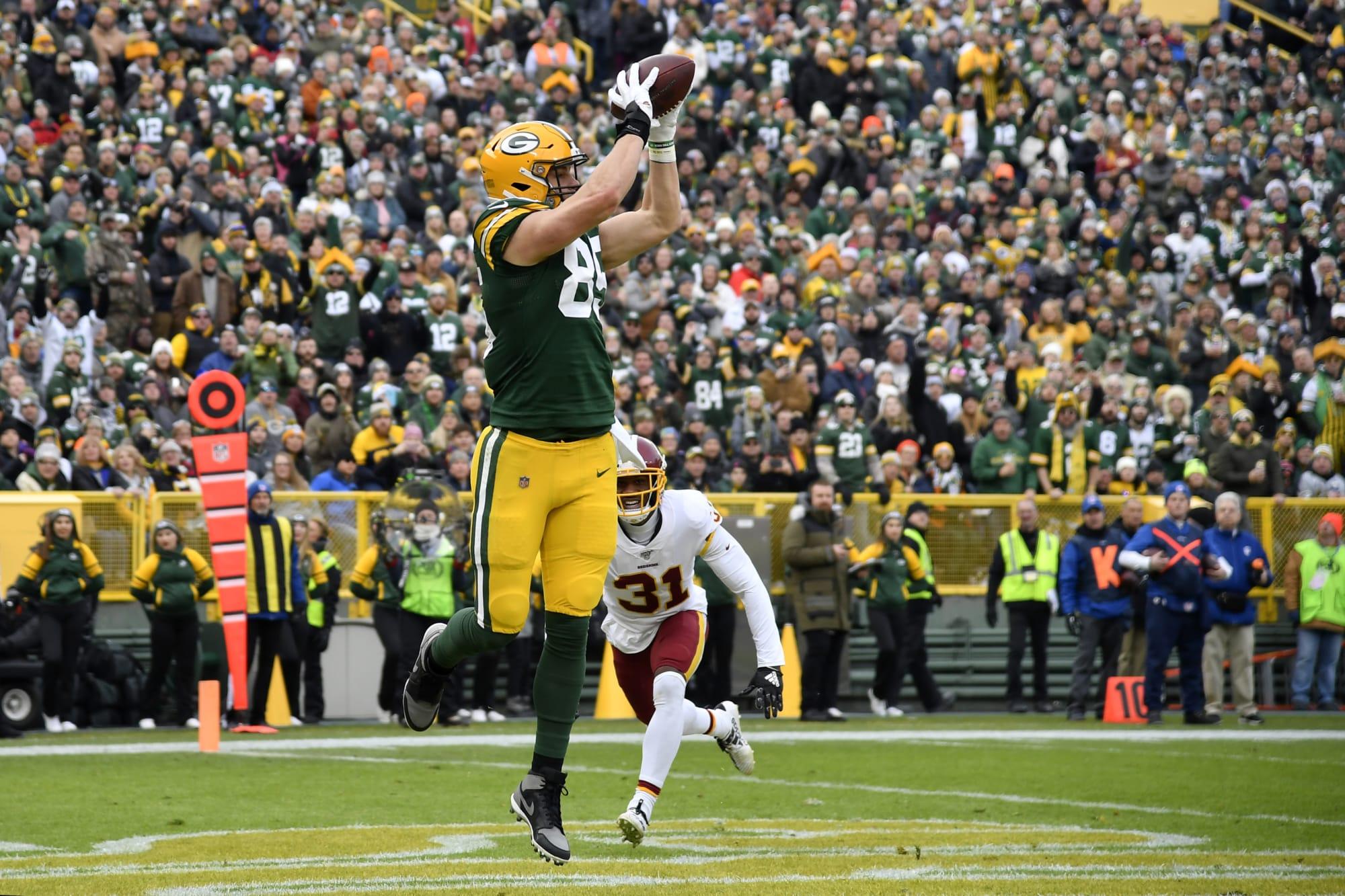 Green Bay Packers Is 2020 Robert Tonyan S Year