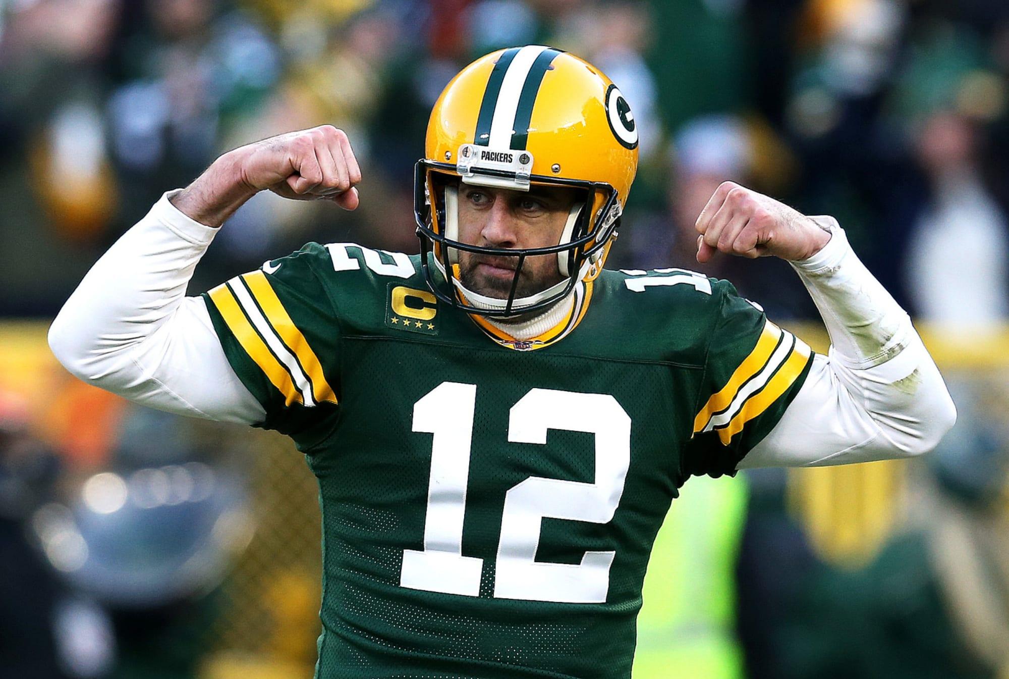 Green Bay Packers Aaron Rodgers Is X Factor In Postseason Run