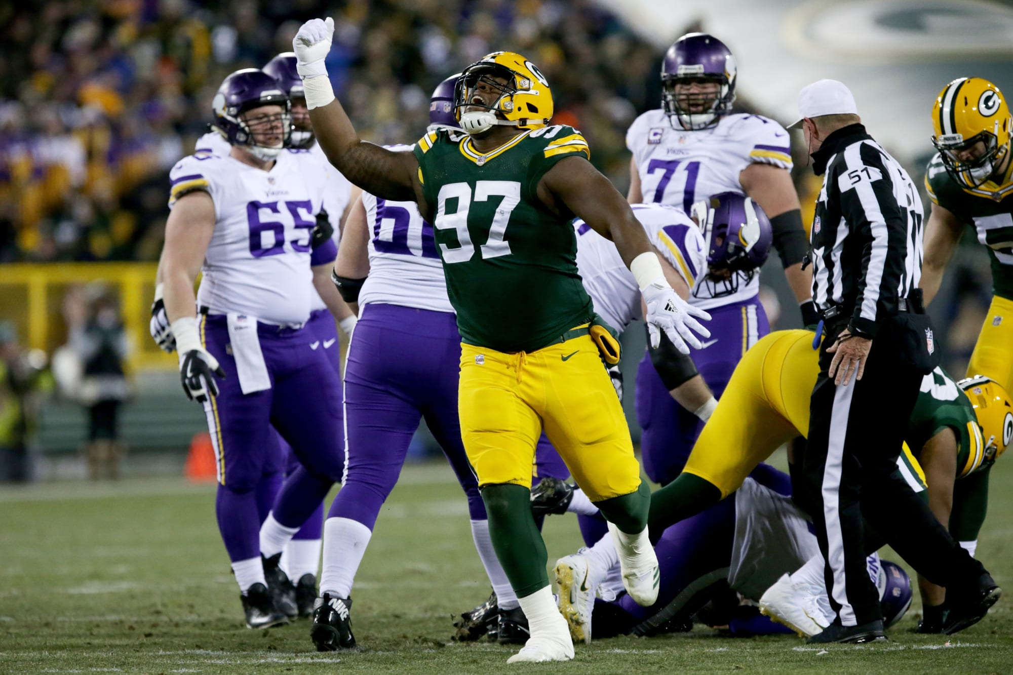 Green Bay Packers: 3 Matchups to Watch in Week 11