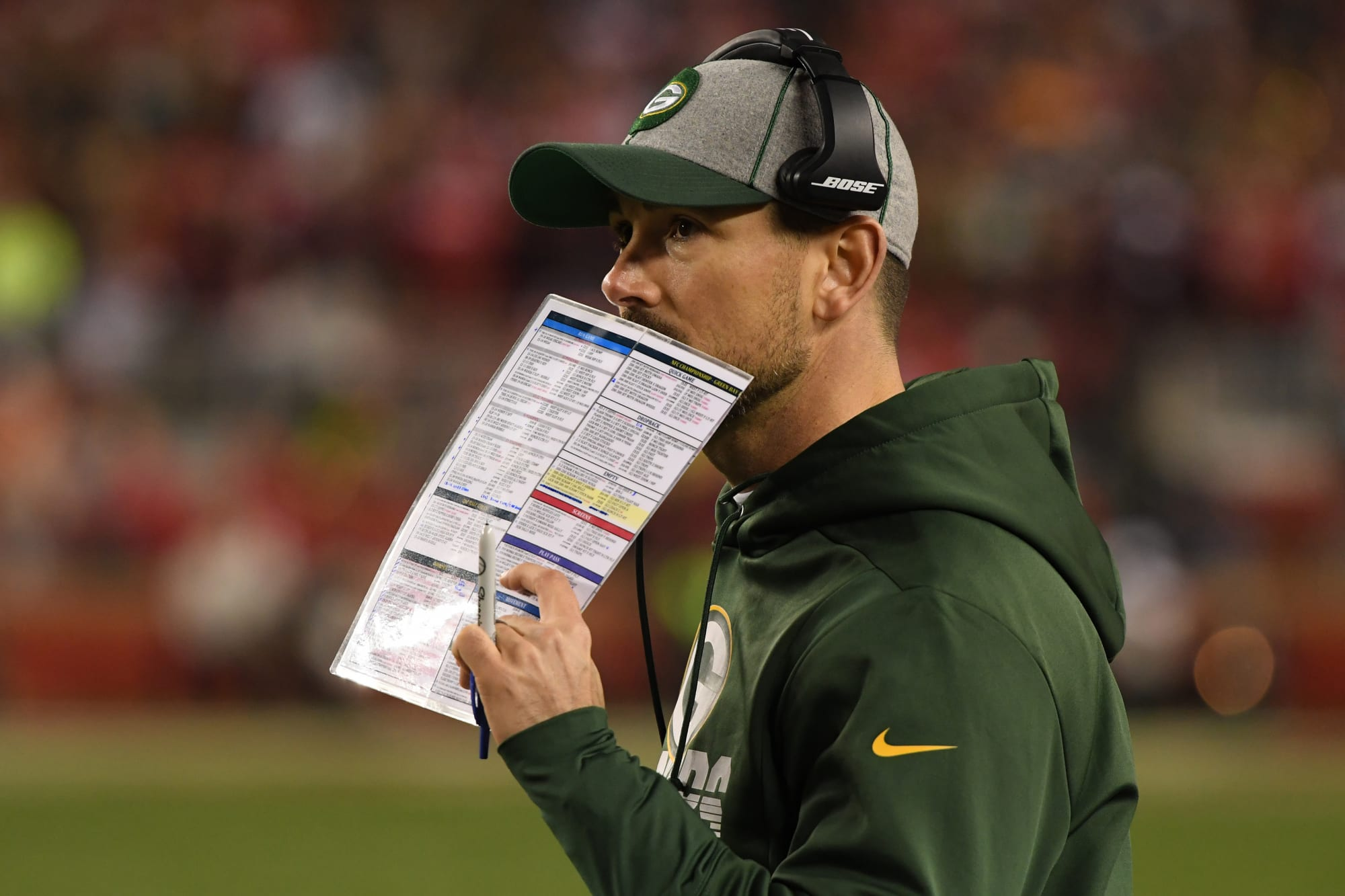 Predicting the Green Bay Packers 2020 Win Total