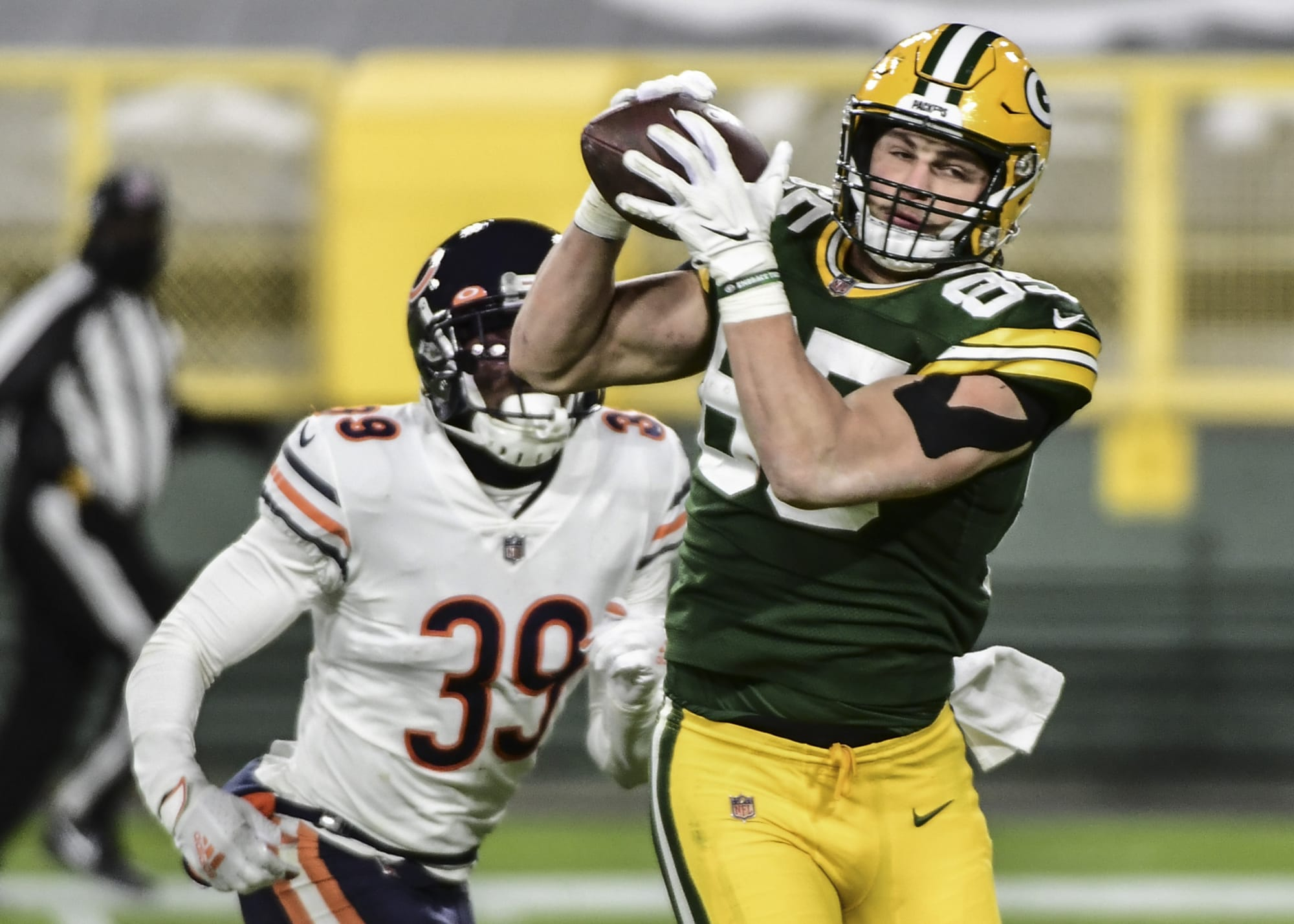 Green Bay Packers 2021 NFL Draft Position Preview: Is TE an Option?