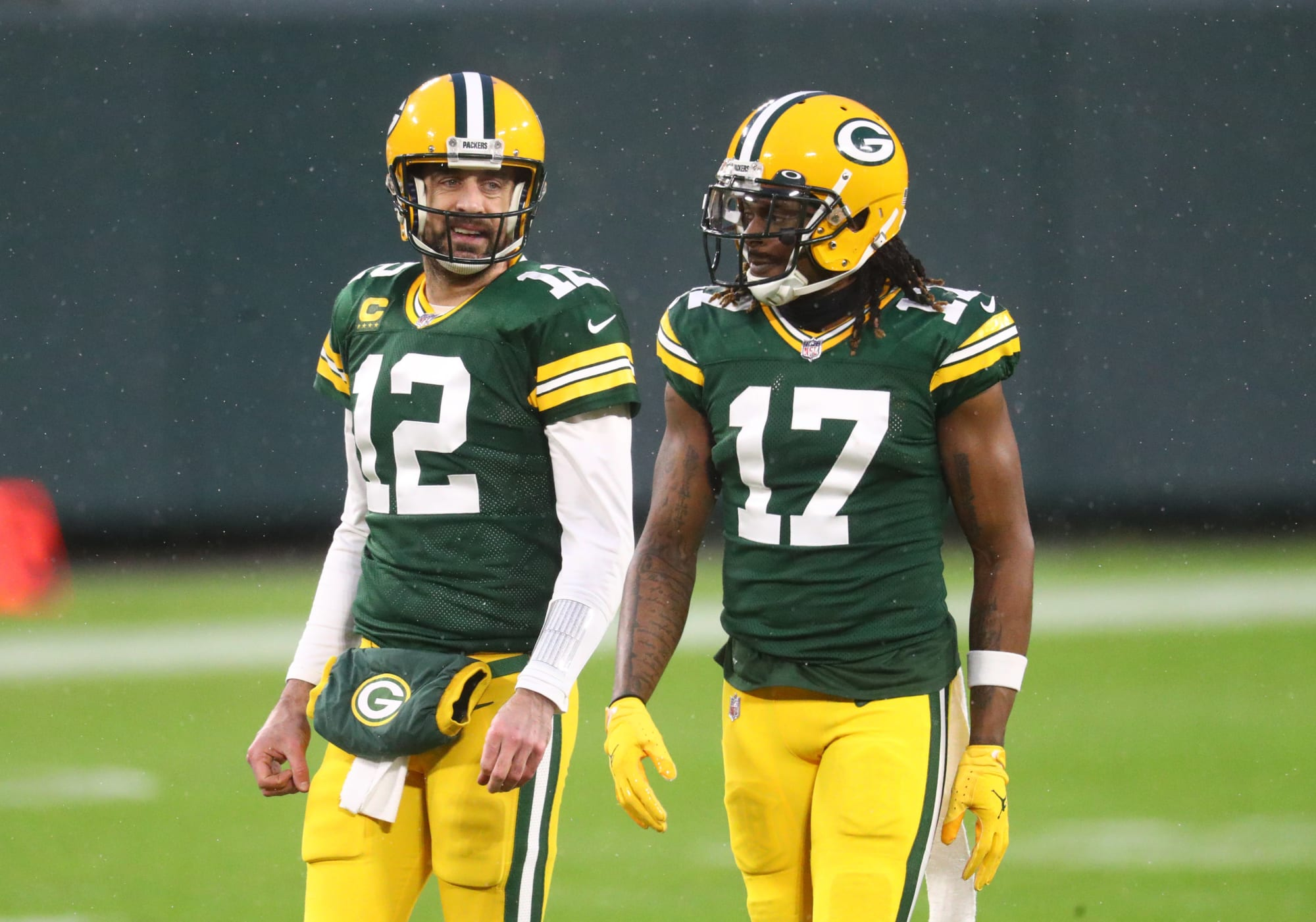 """Packers: Rodgers Outcome May """"Potentially"""" Affect Davante Adams' Future"""