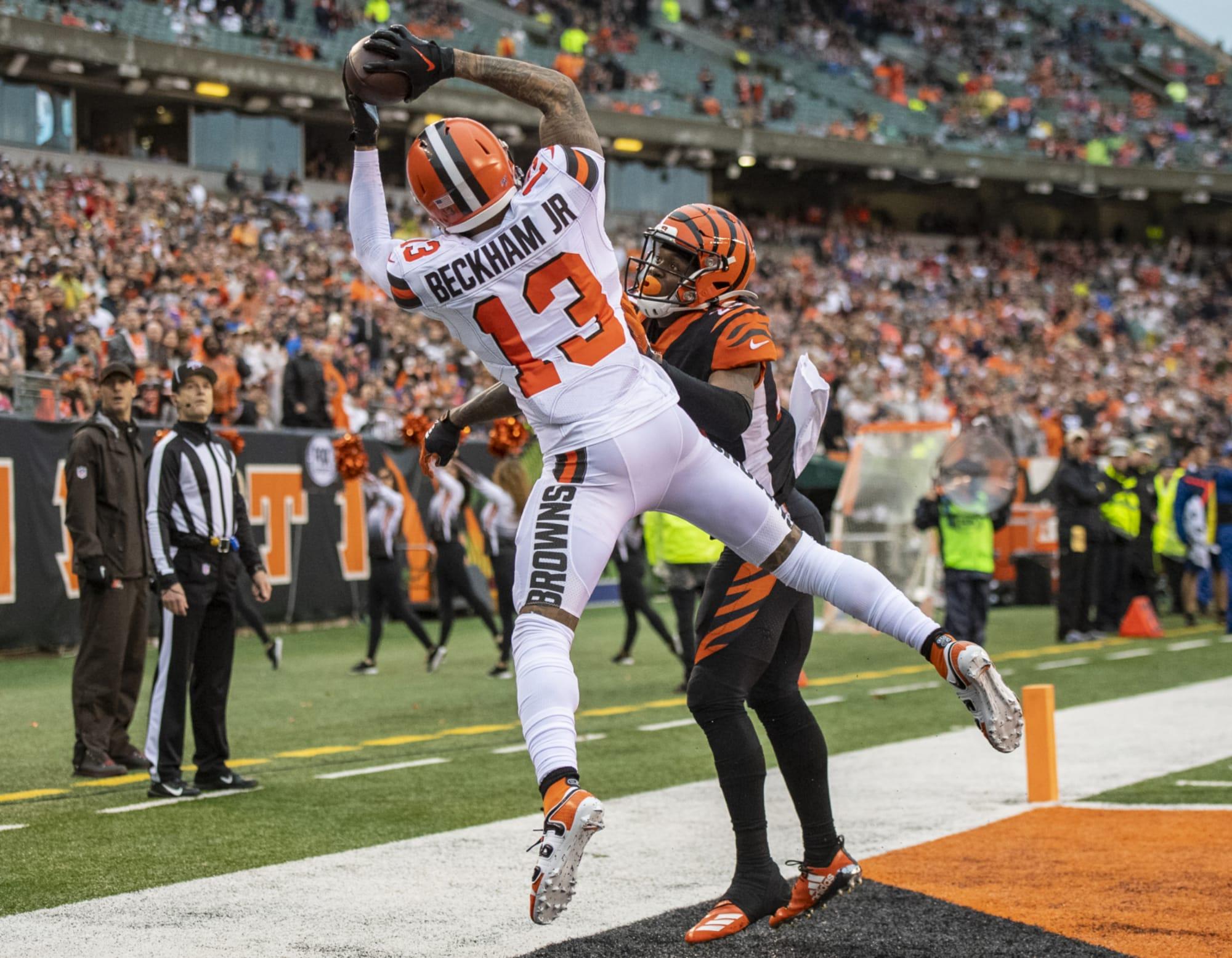 Cleveland Browns: Odell Beckham Jr's connection to Netflix's Tiger King