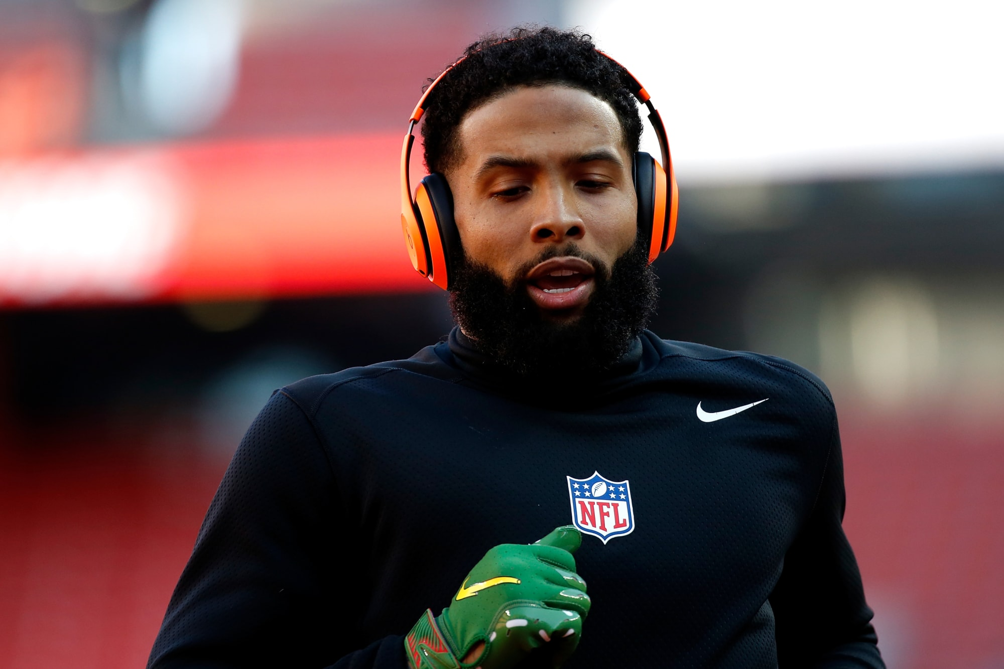 Browns Odell Beckham: NFL should cancel season, players 'not seen as human'