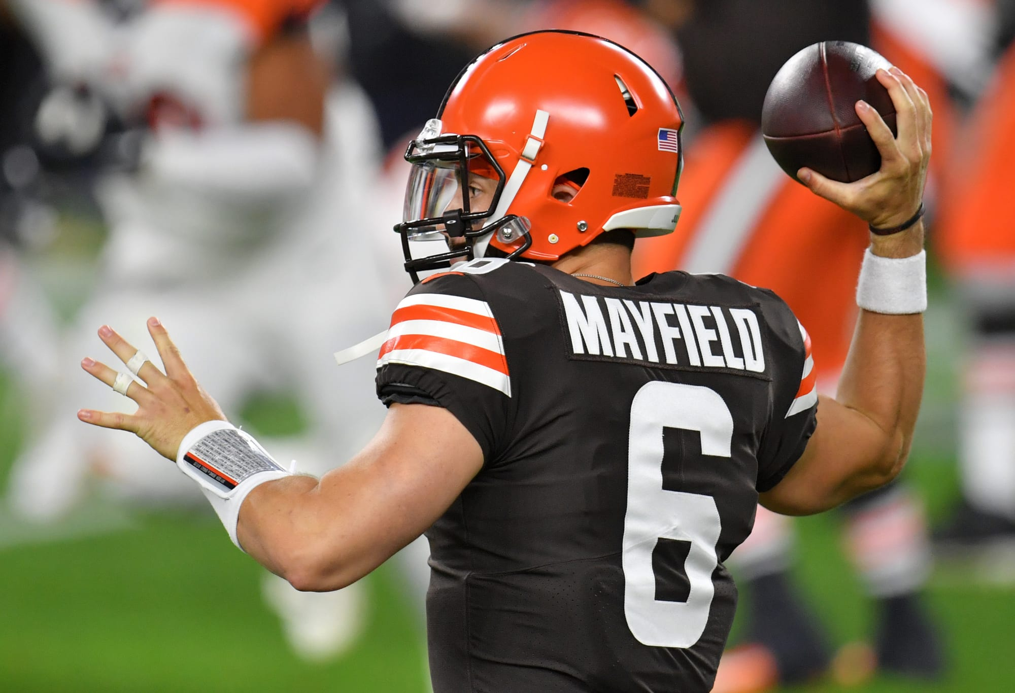Cleveland Browns, Baker Mayfield need to keep the momentum