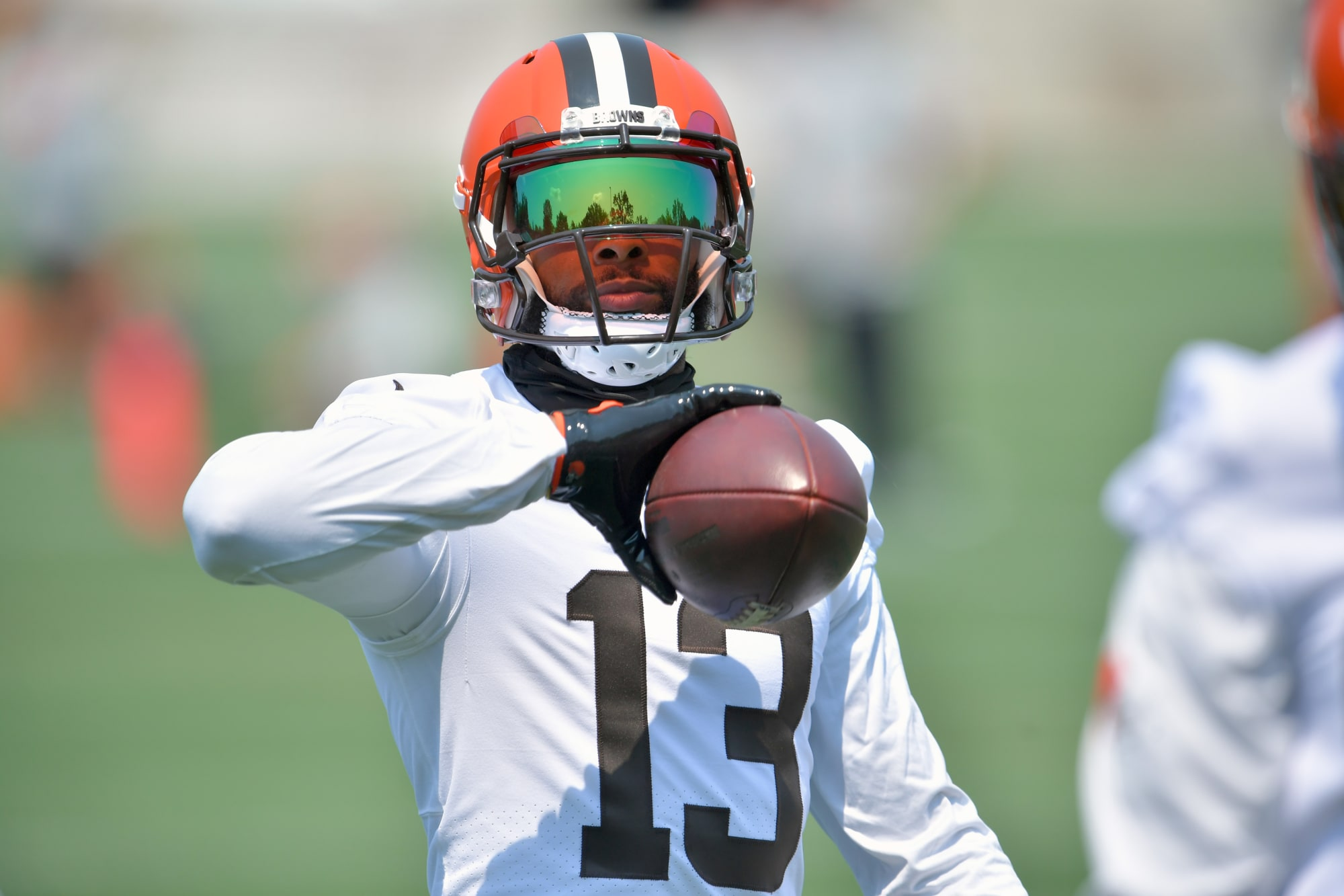 3 positives from first days of Cleveland Browns 2021 training camp