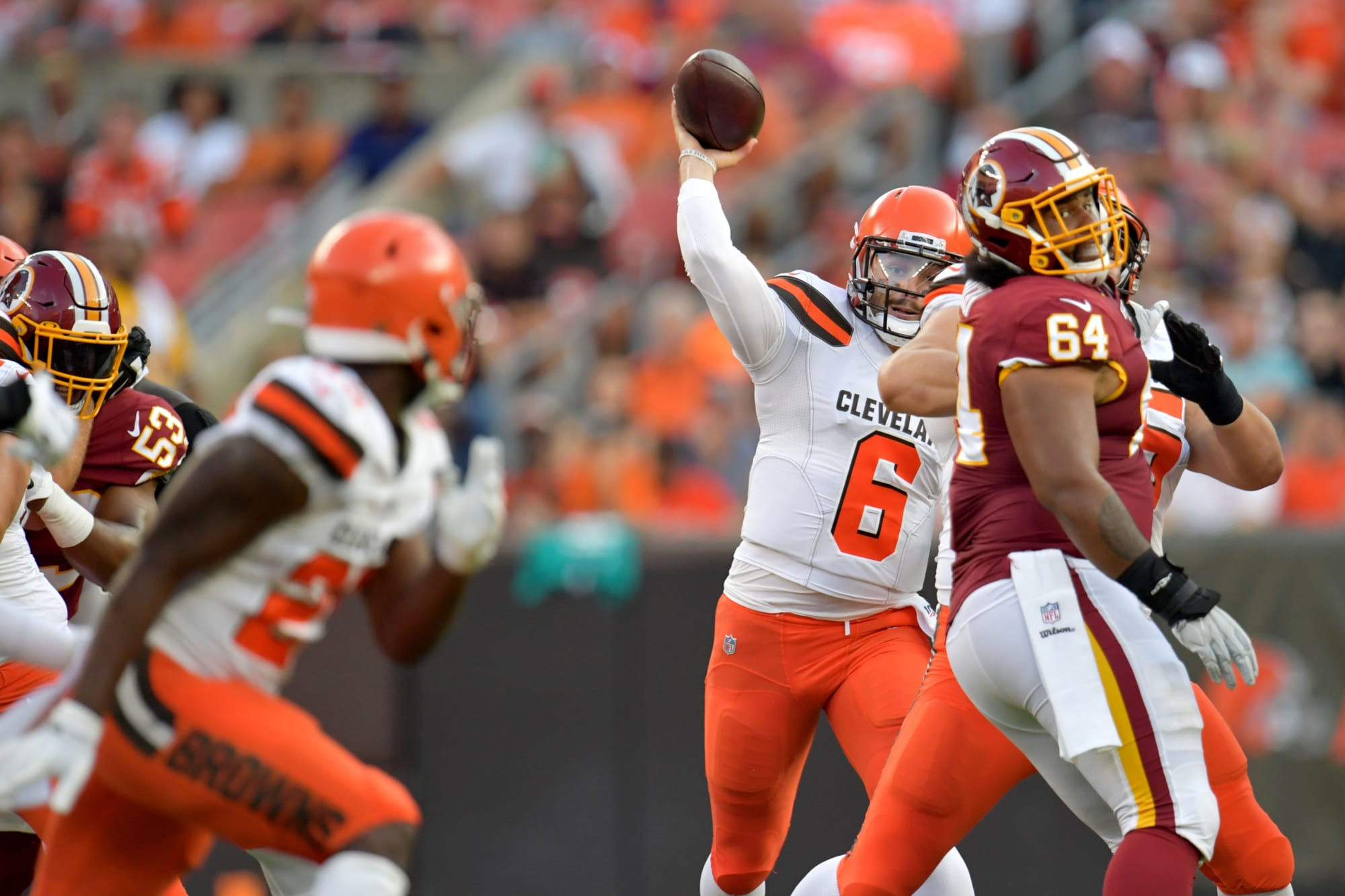 Cleveland Browns: Ken Zampese may be Washington's secret weapon vs. Baker Mayfield