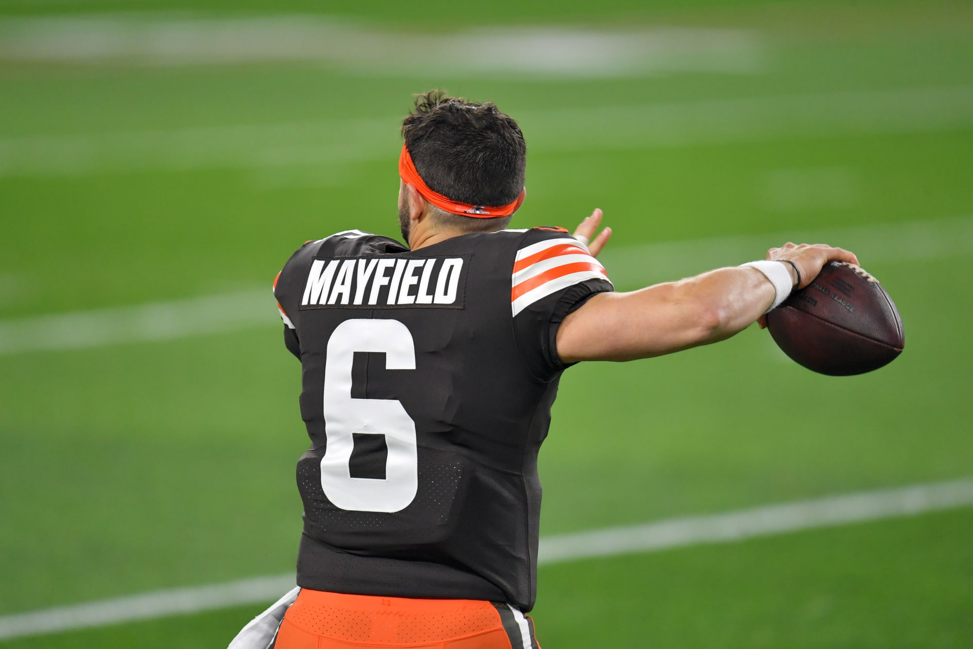 Fox Sports Cowherd predicts Browns will decide on Baker Mayfield after next 4 games