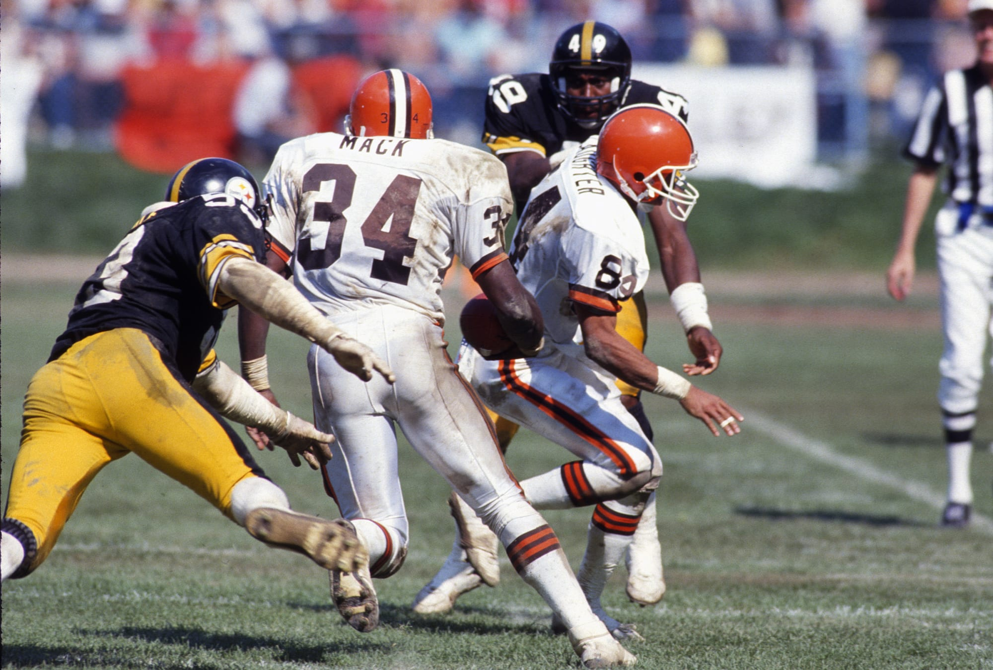 Cleveland Browns: Far too early to bury rivalry with Steelers
