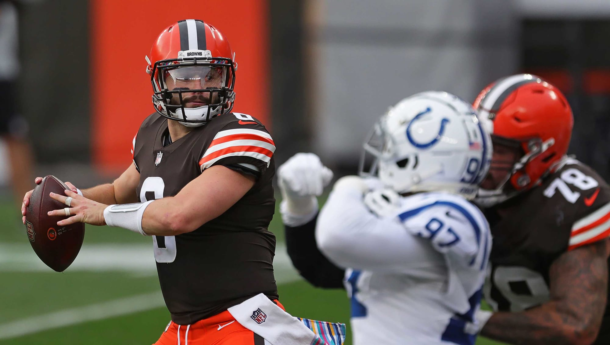 5 Cleveland Browns players with the most at stake in 2021
