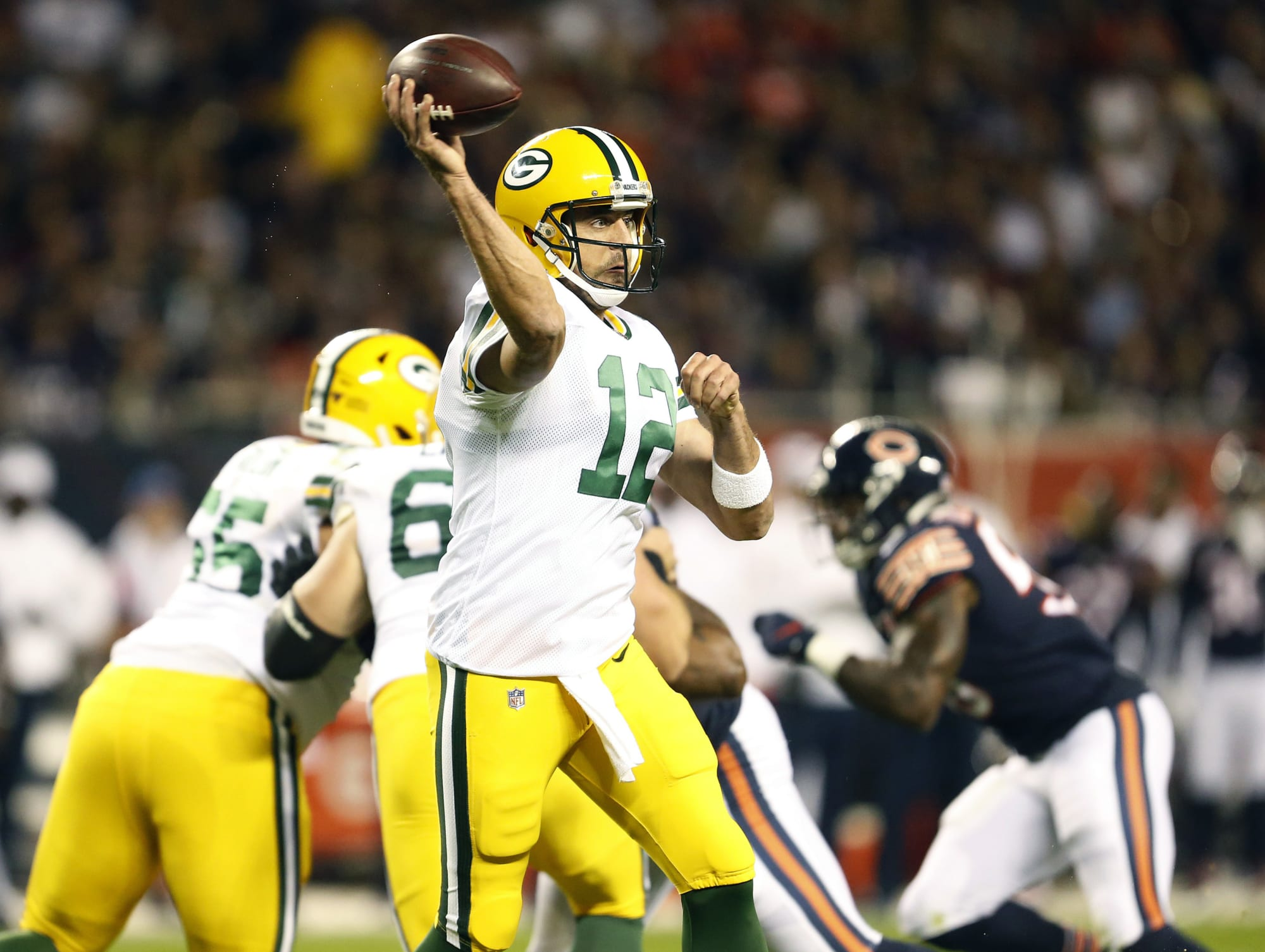 Chicago Bears: Aaron Rodgers leaving Green Bay would be a miracle