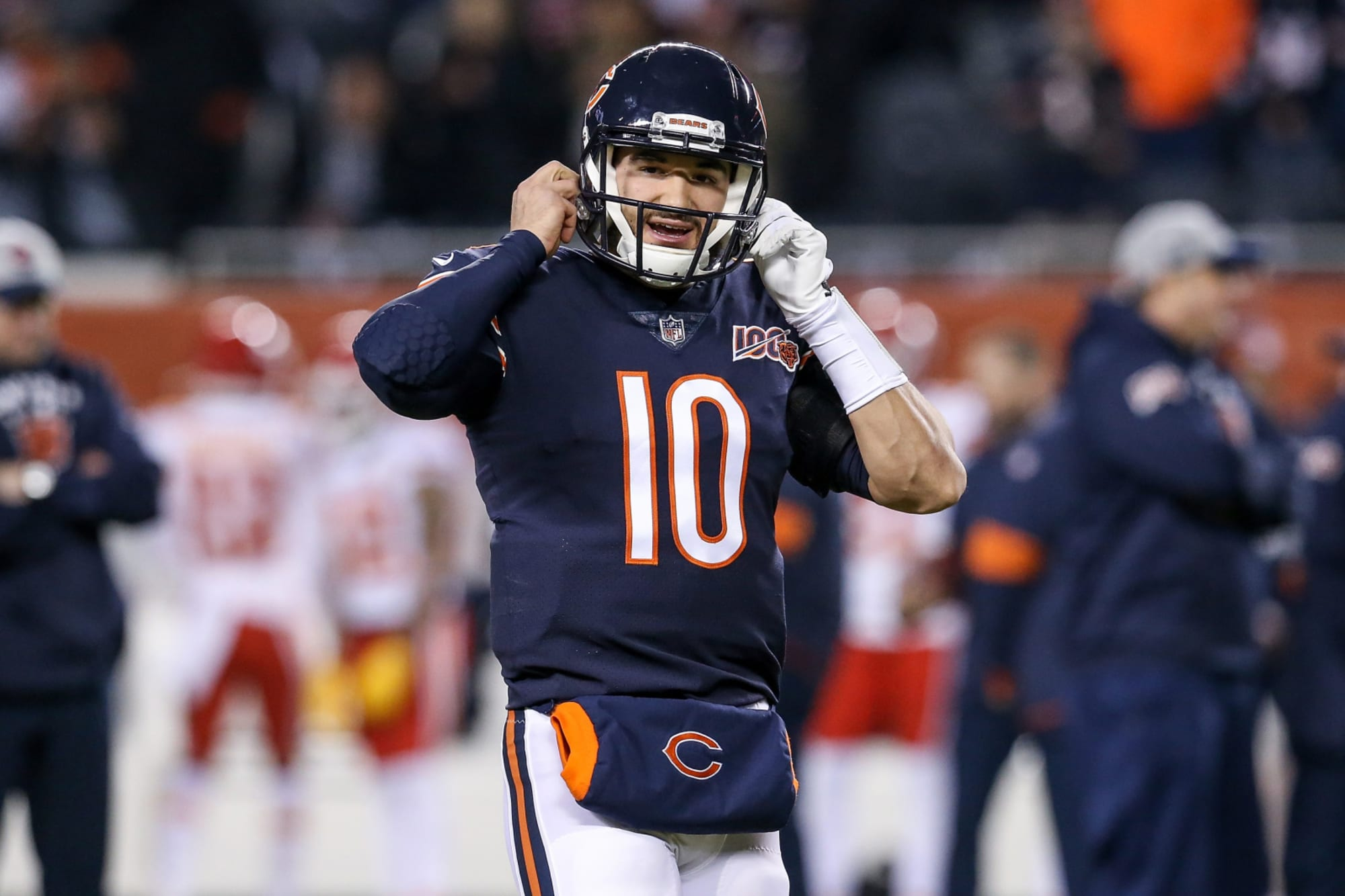 Chicago Bears: Ryan Pace should not have a say on QB decision